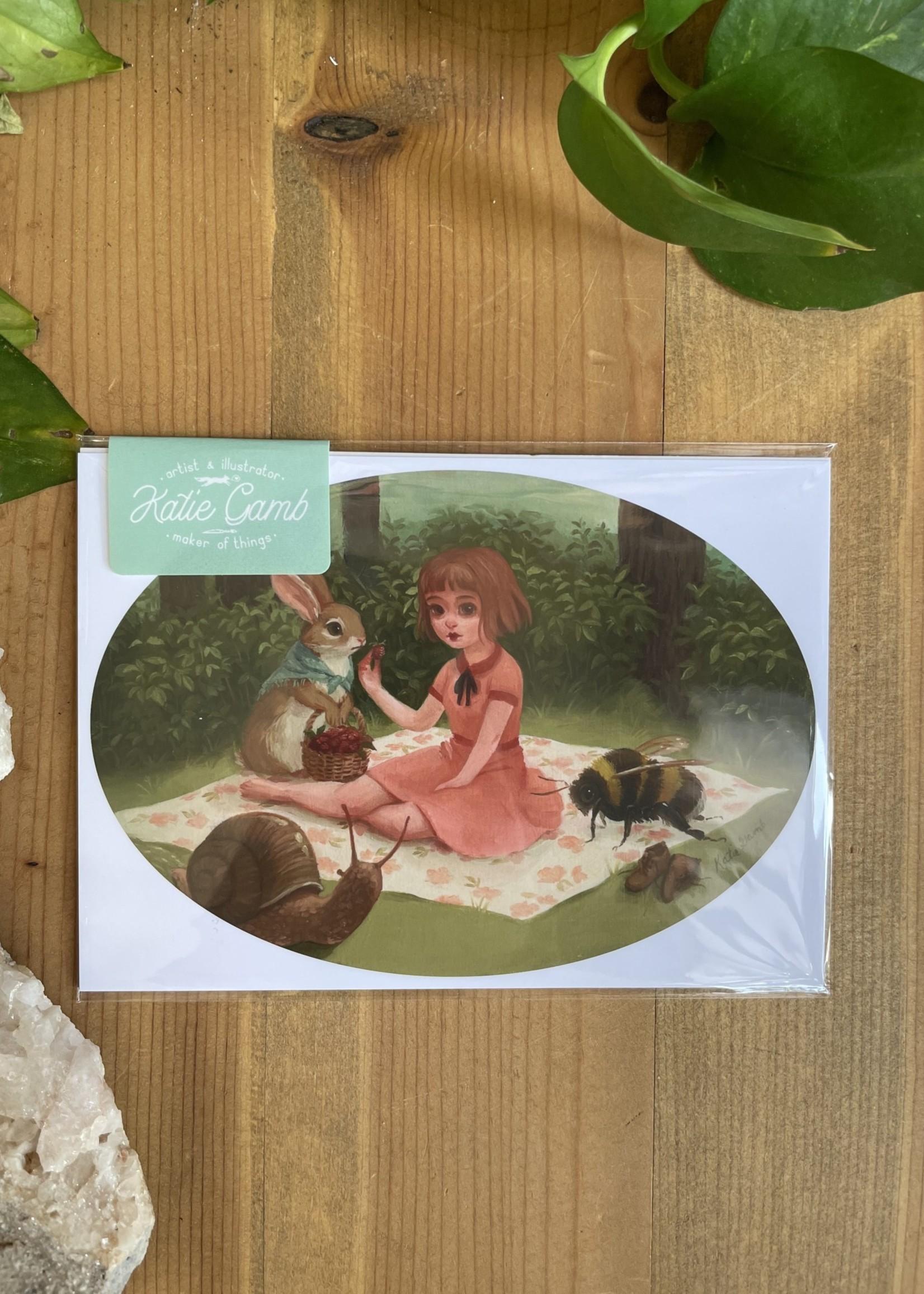 Katie Gamb 5x7 Art Prints