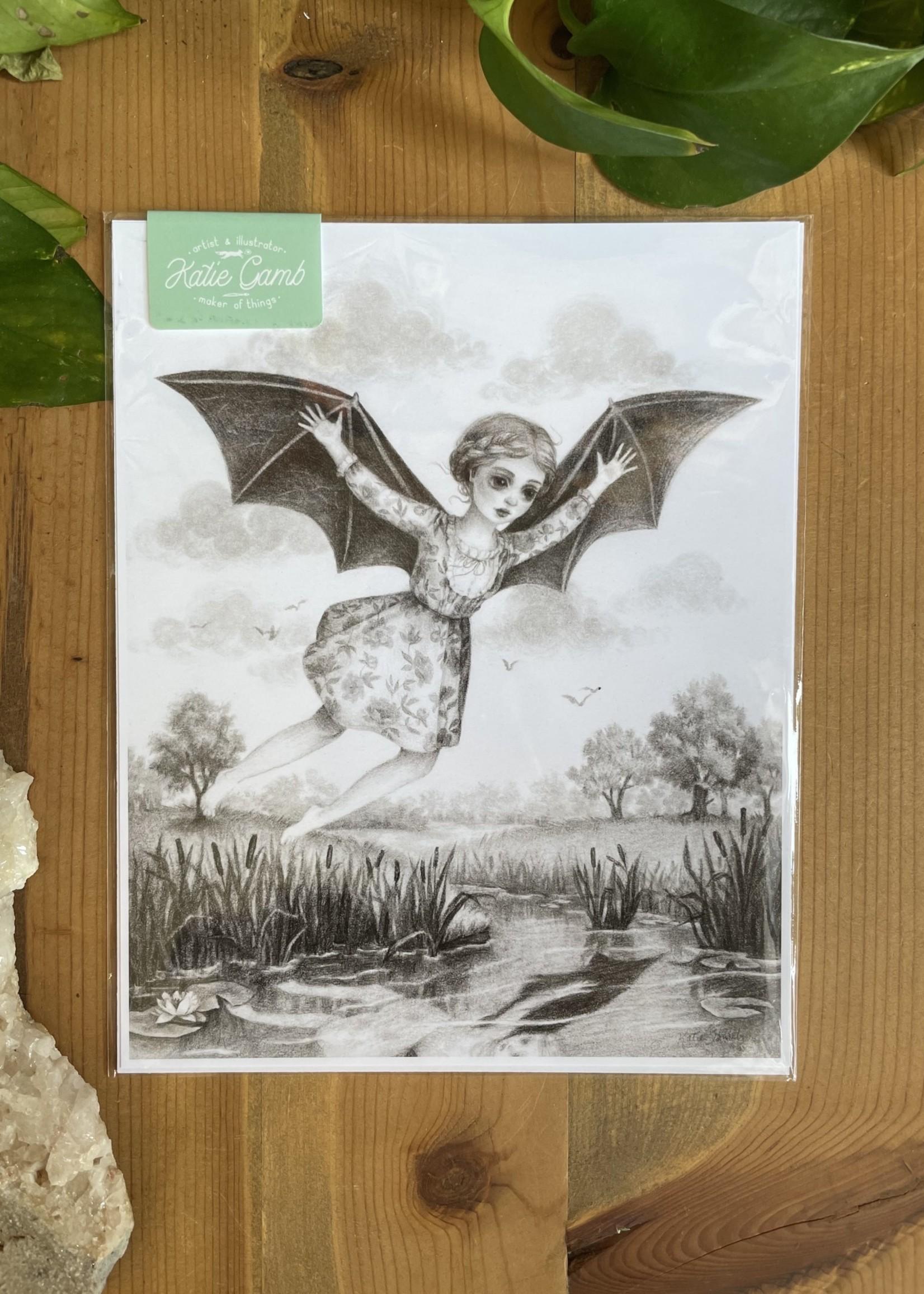 Katie Gamb 8x10 Art Prints