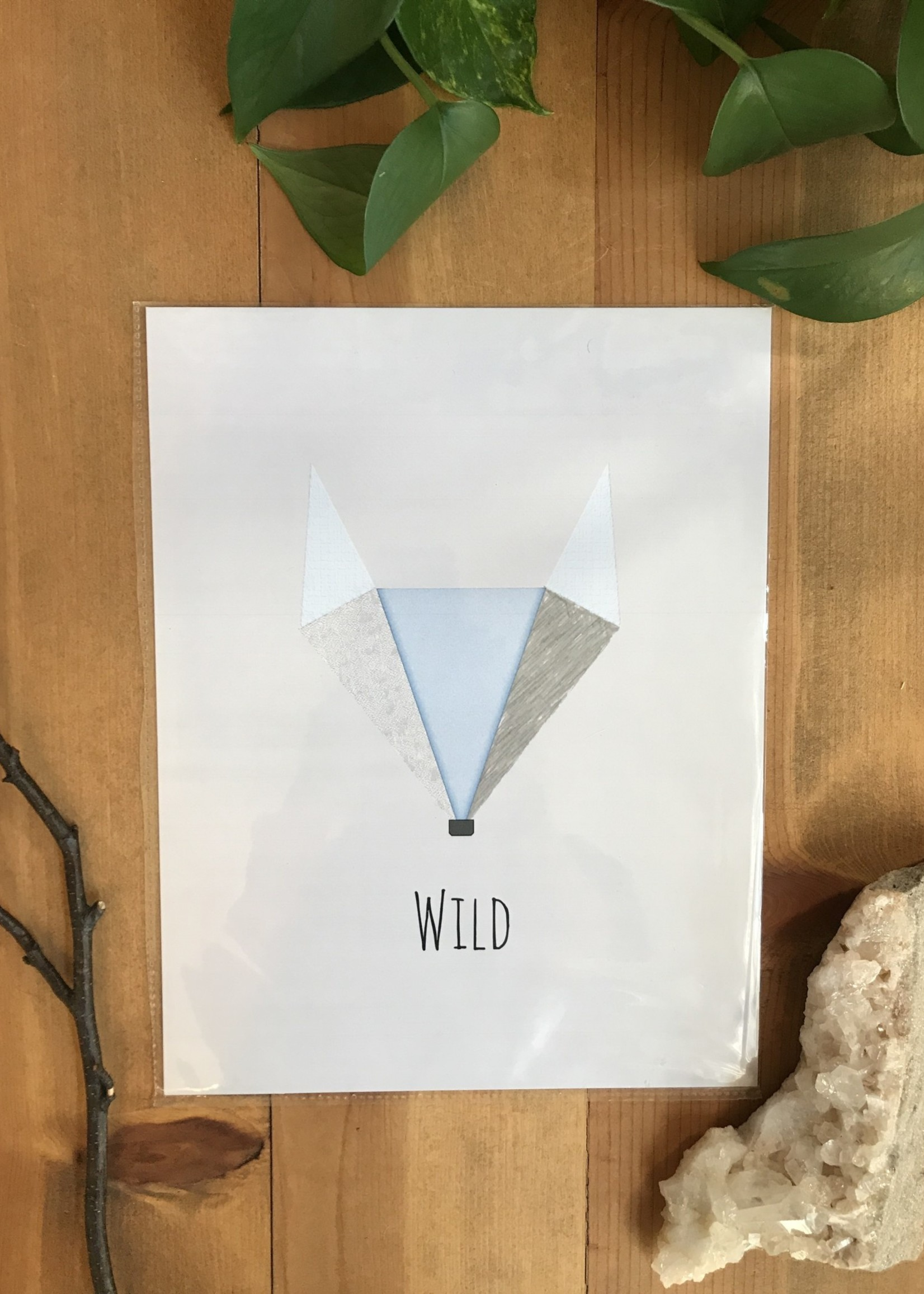 For Simplicities Sake Wild Print