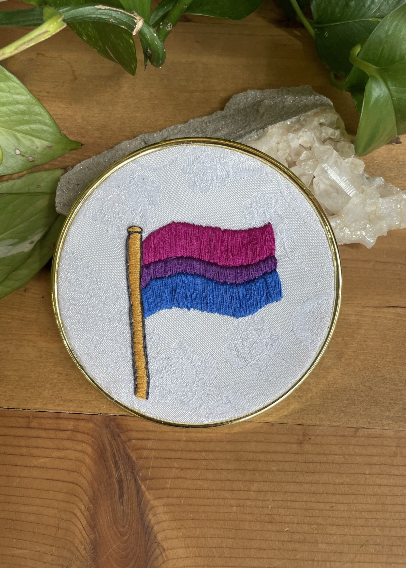 calliope embroidery Calliope Embroidery - Pride Flags: