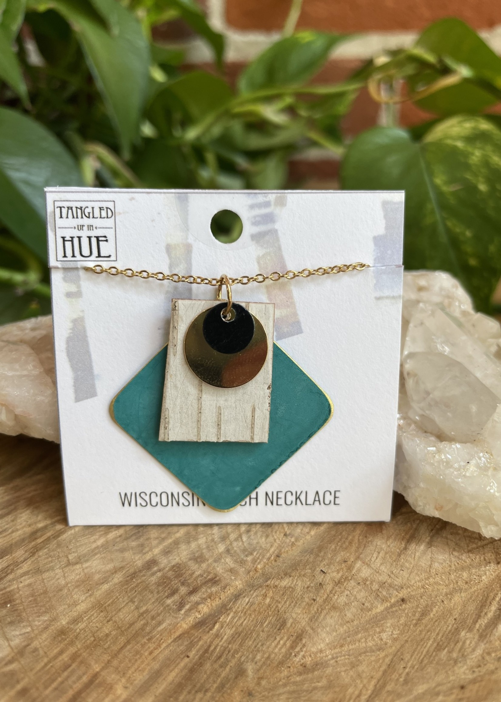 Handmade Birch Necklaces