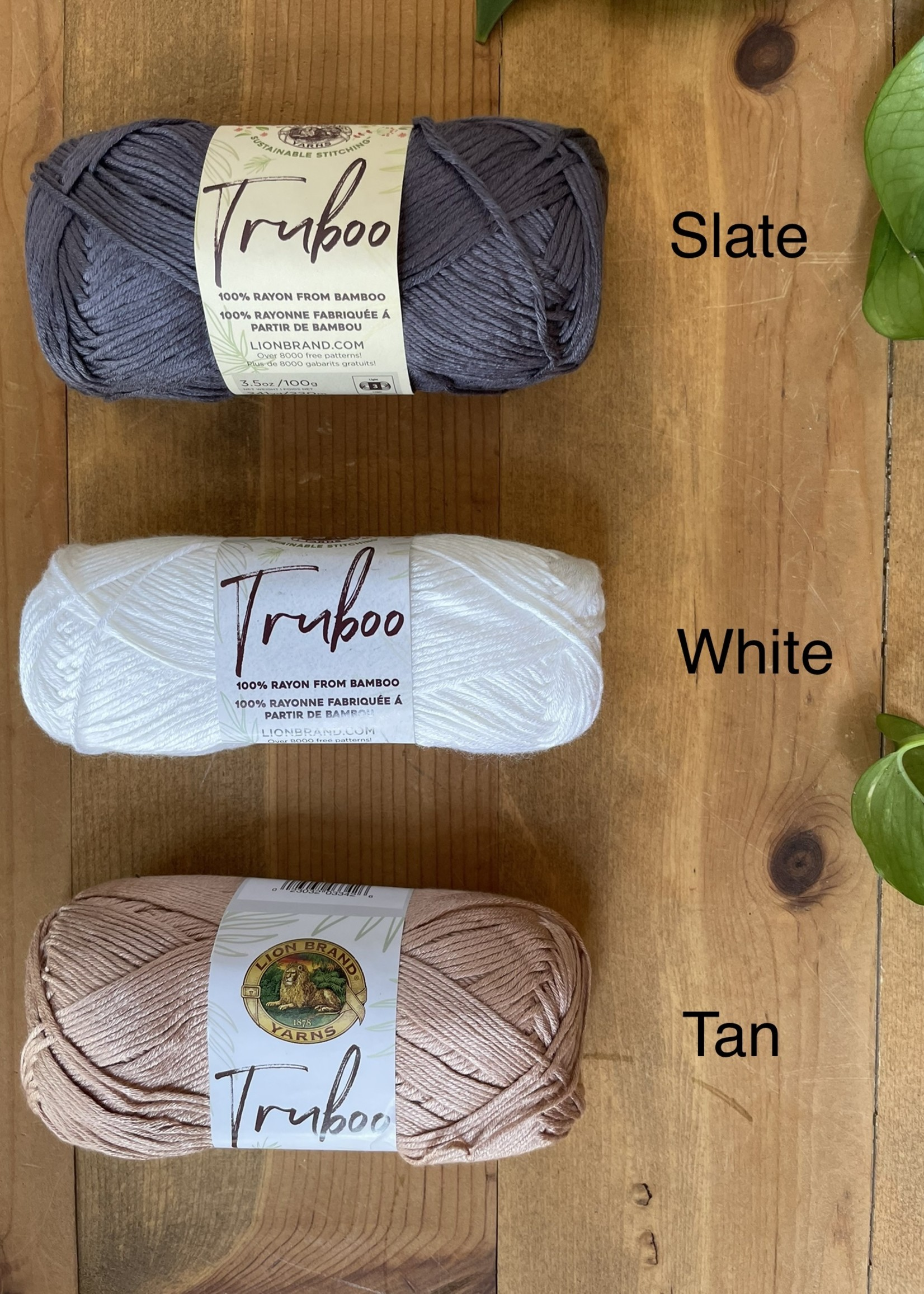 Lion Brand Truboo Lion Brand Yarn