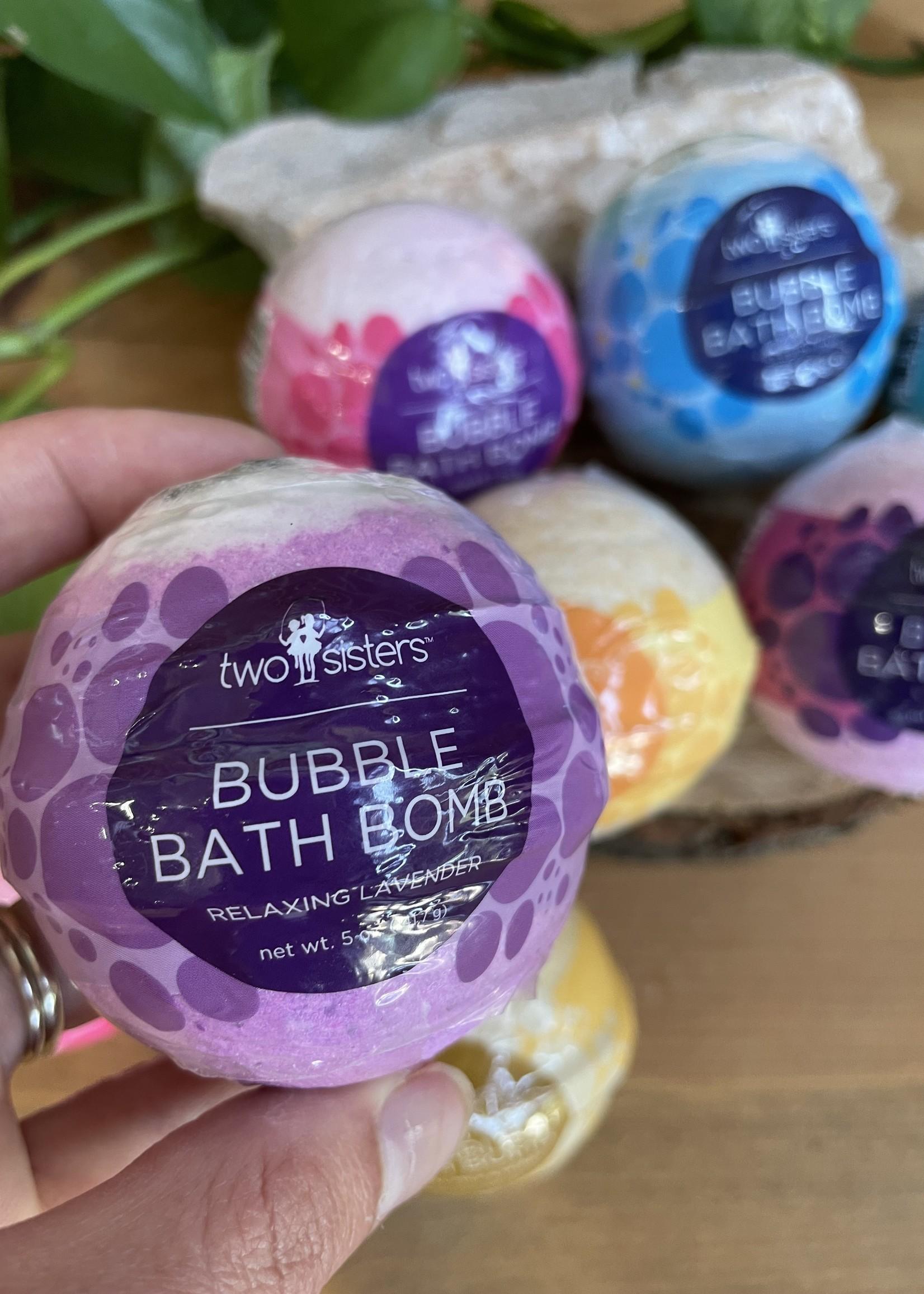 Two Sisters Bubble Bath Bomb