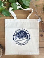 Tote Bag - Moon Over Midwest