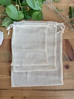 Produce Bag - 3 pack - 100% Cotton