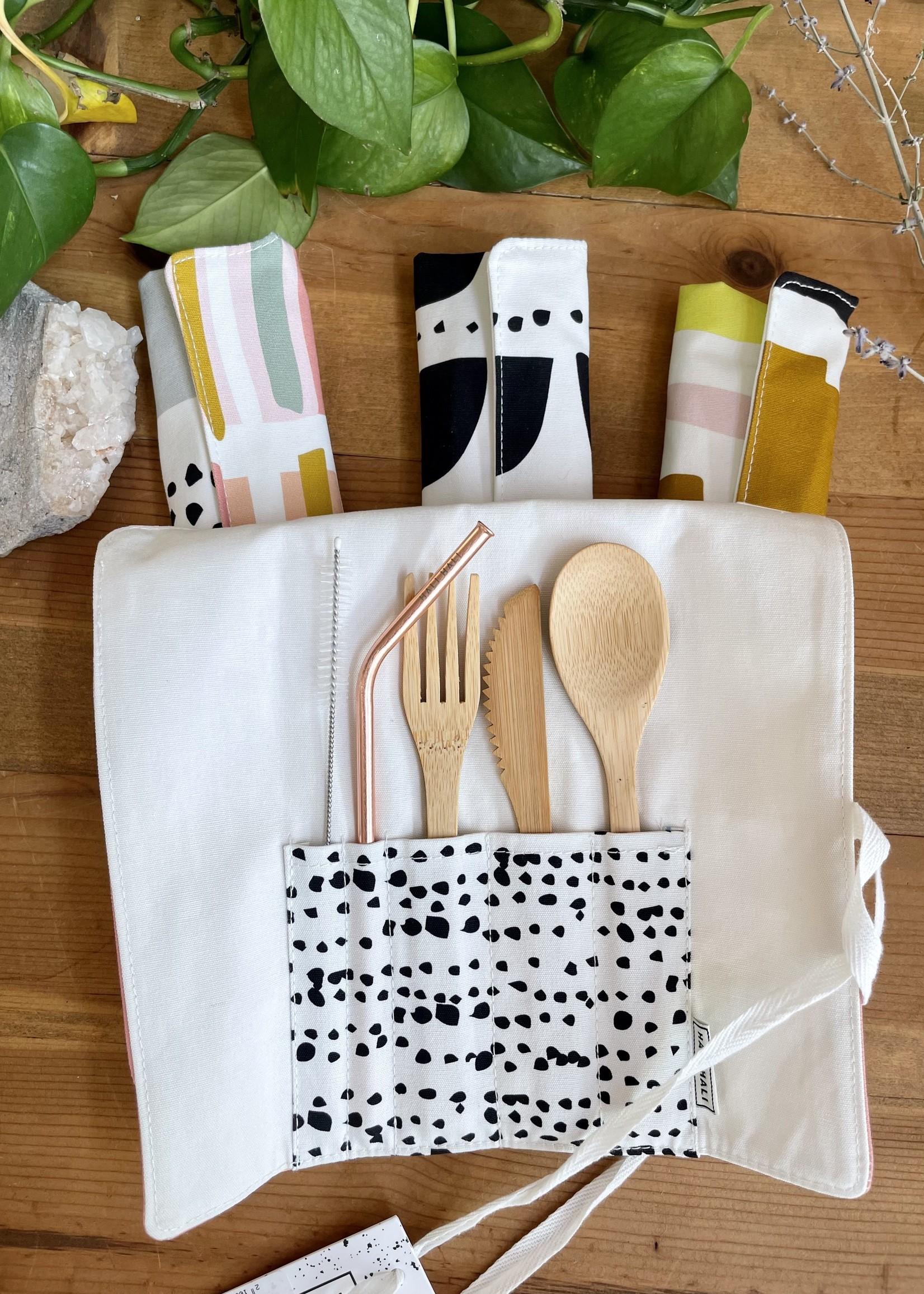 Hali Hali Eco-Friendly Reusable Cutlery Set
