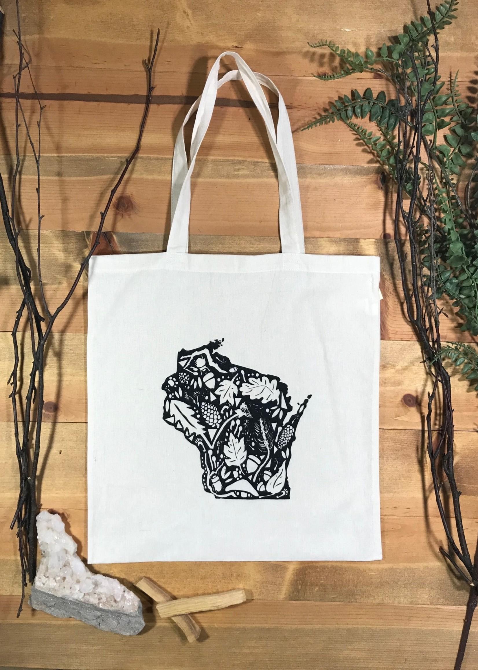Tote Bag - Wisconsin Nature