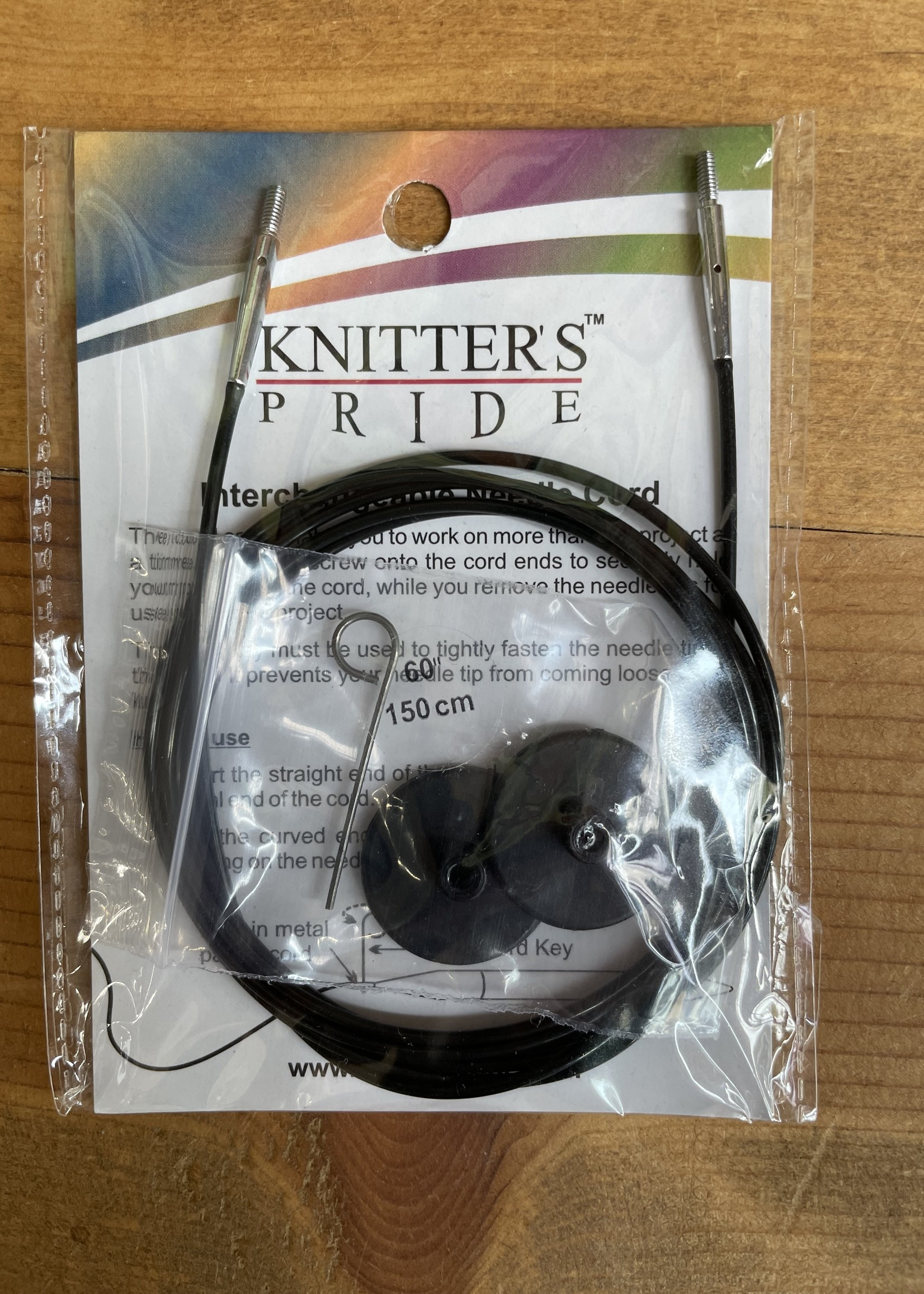 knitters Pride Interchangeable Needle Cord