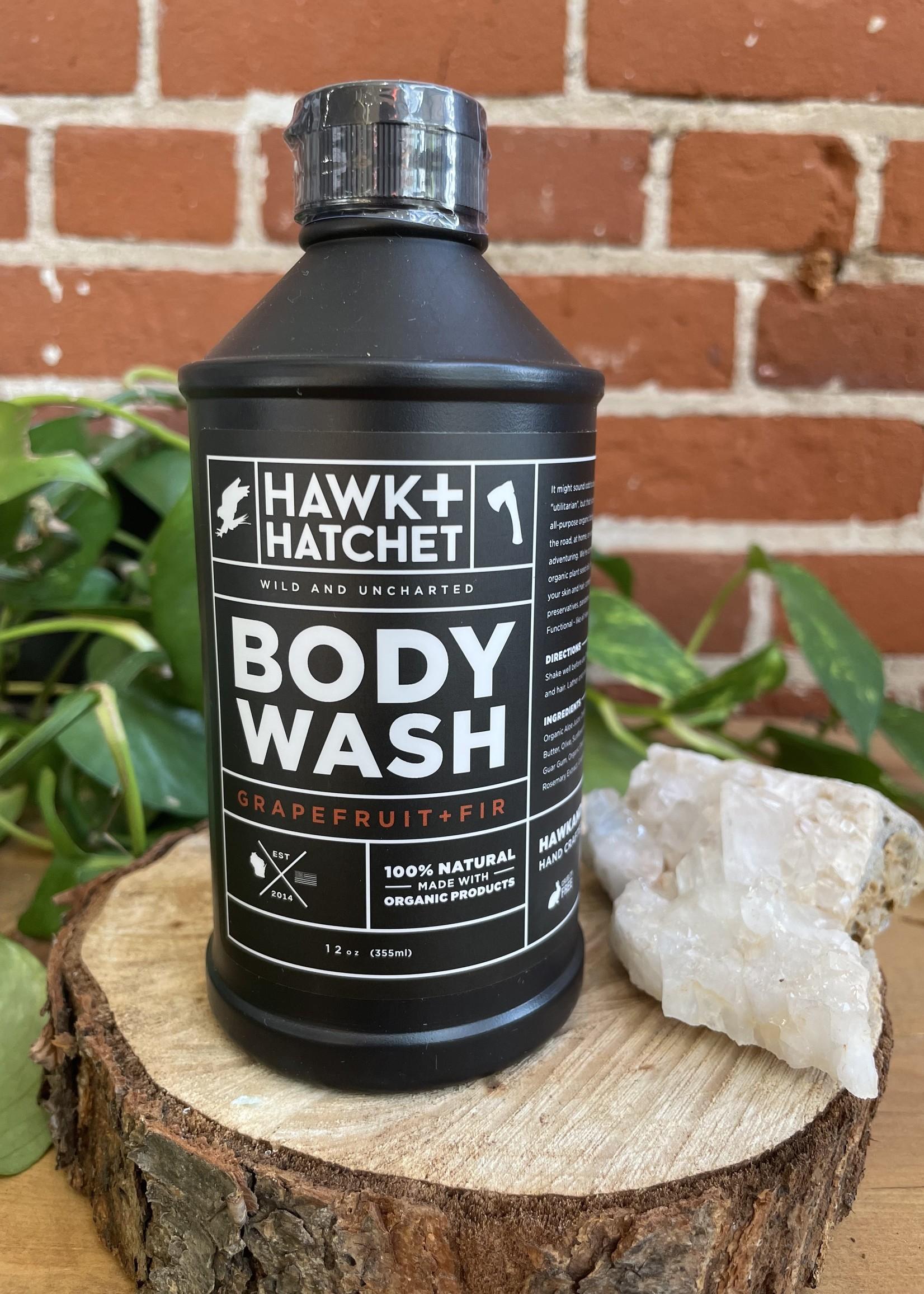 Hawk + Hatchet Hawk + Hatchet: Body Wash