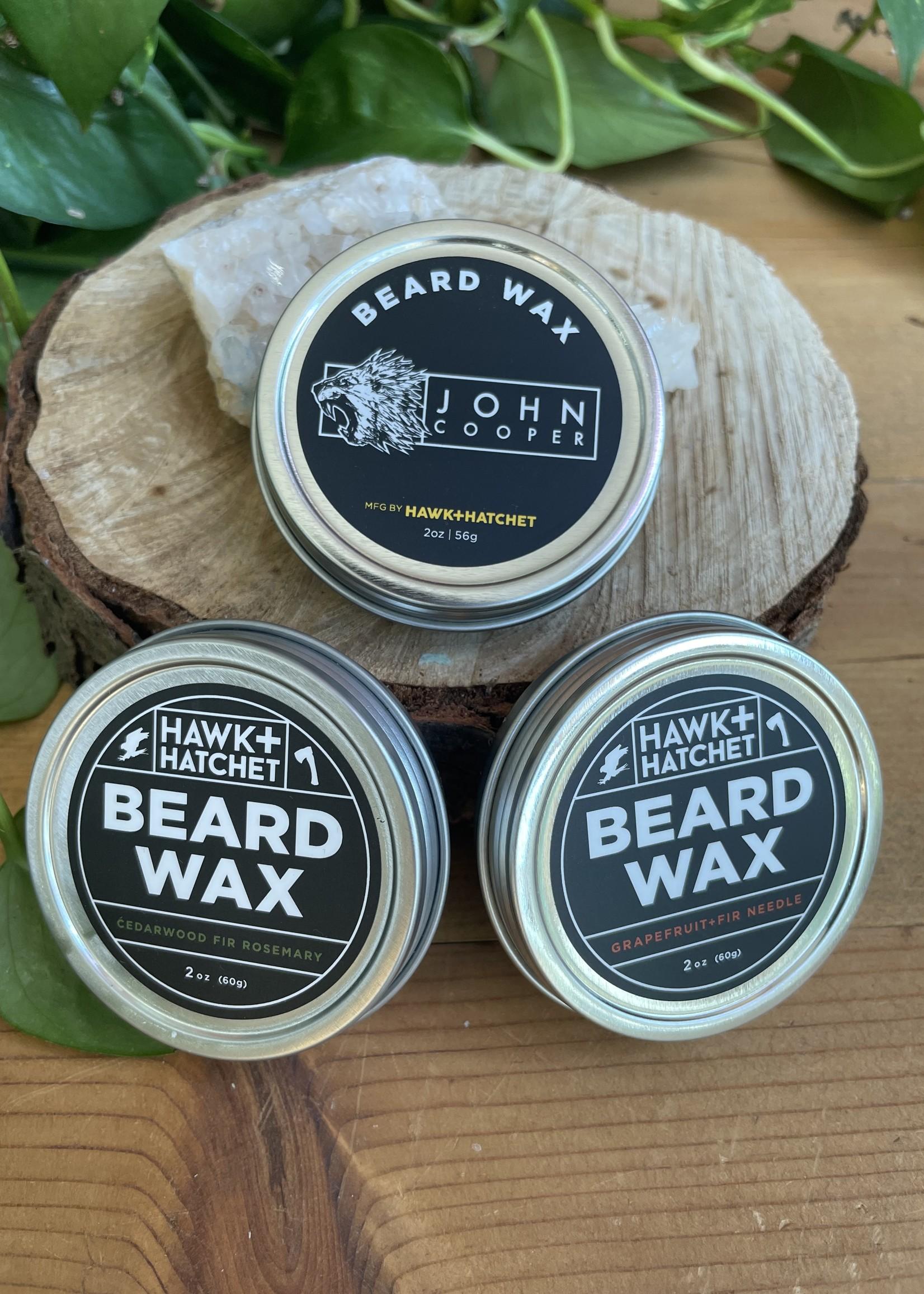 Hawk + Hatchet Hawk + Hatchet: Beard Wax