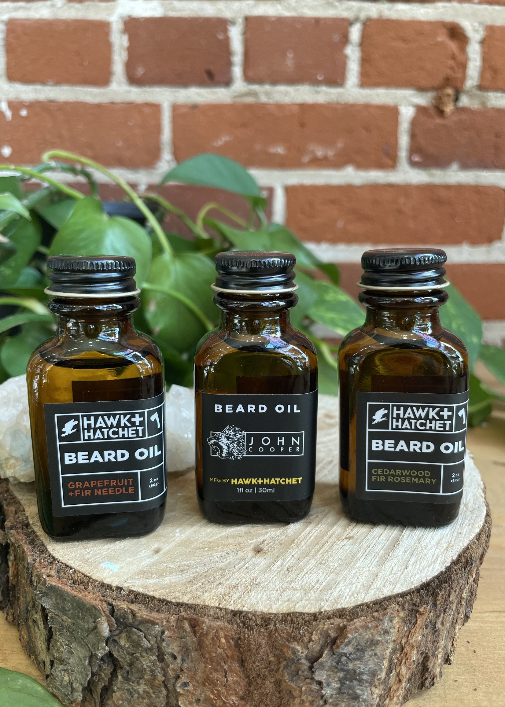 Hawk + Hatchet Hawk + Hatchet: Beard Oil