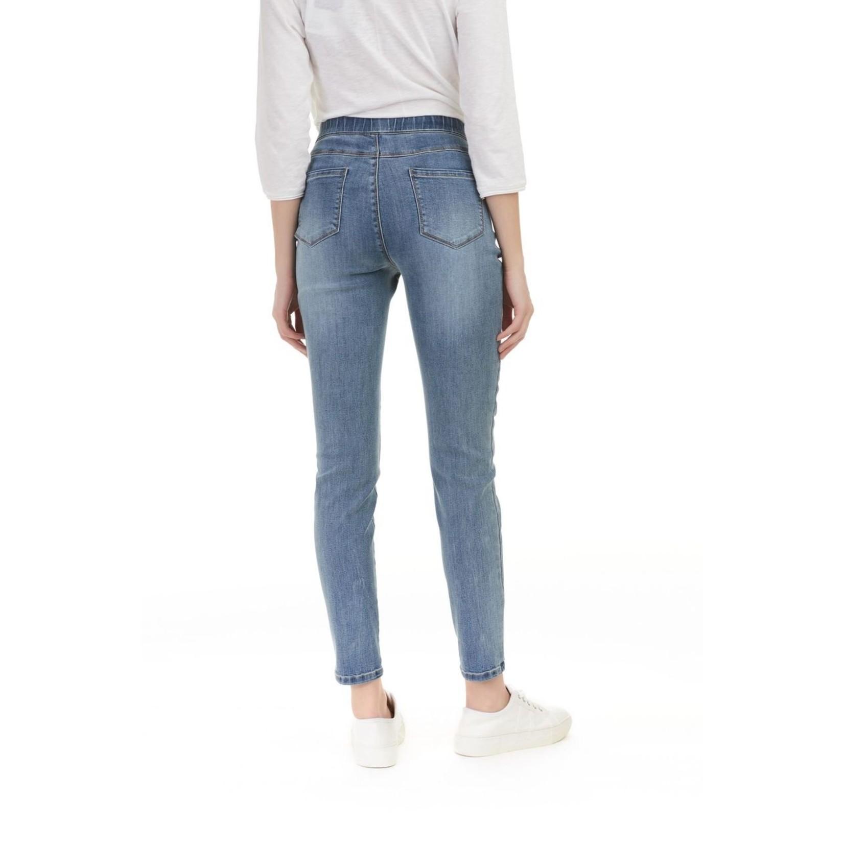 Charlie B Tencel Pull-On Jeans
