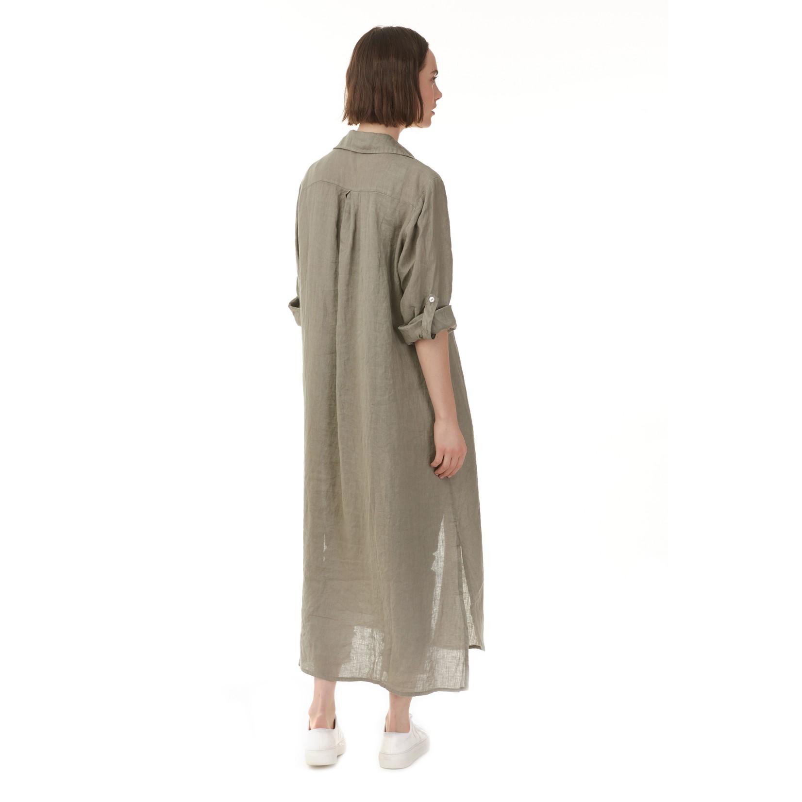 Charlie B Linen Dress