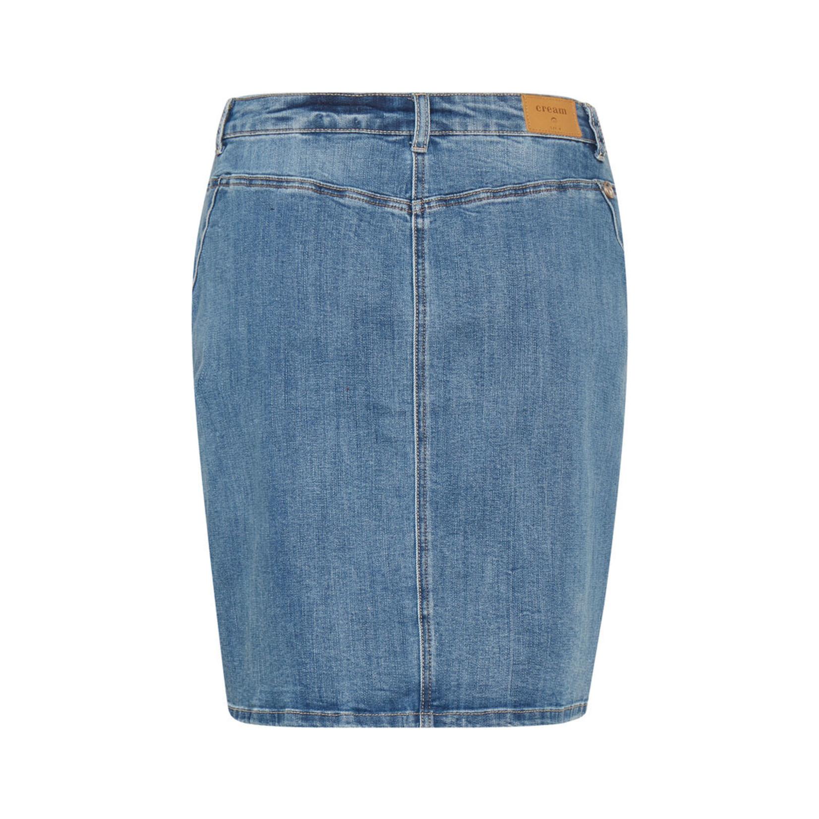 Cream Velia Skirt