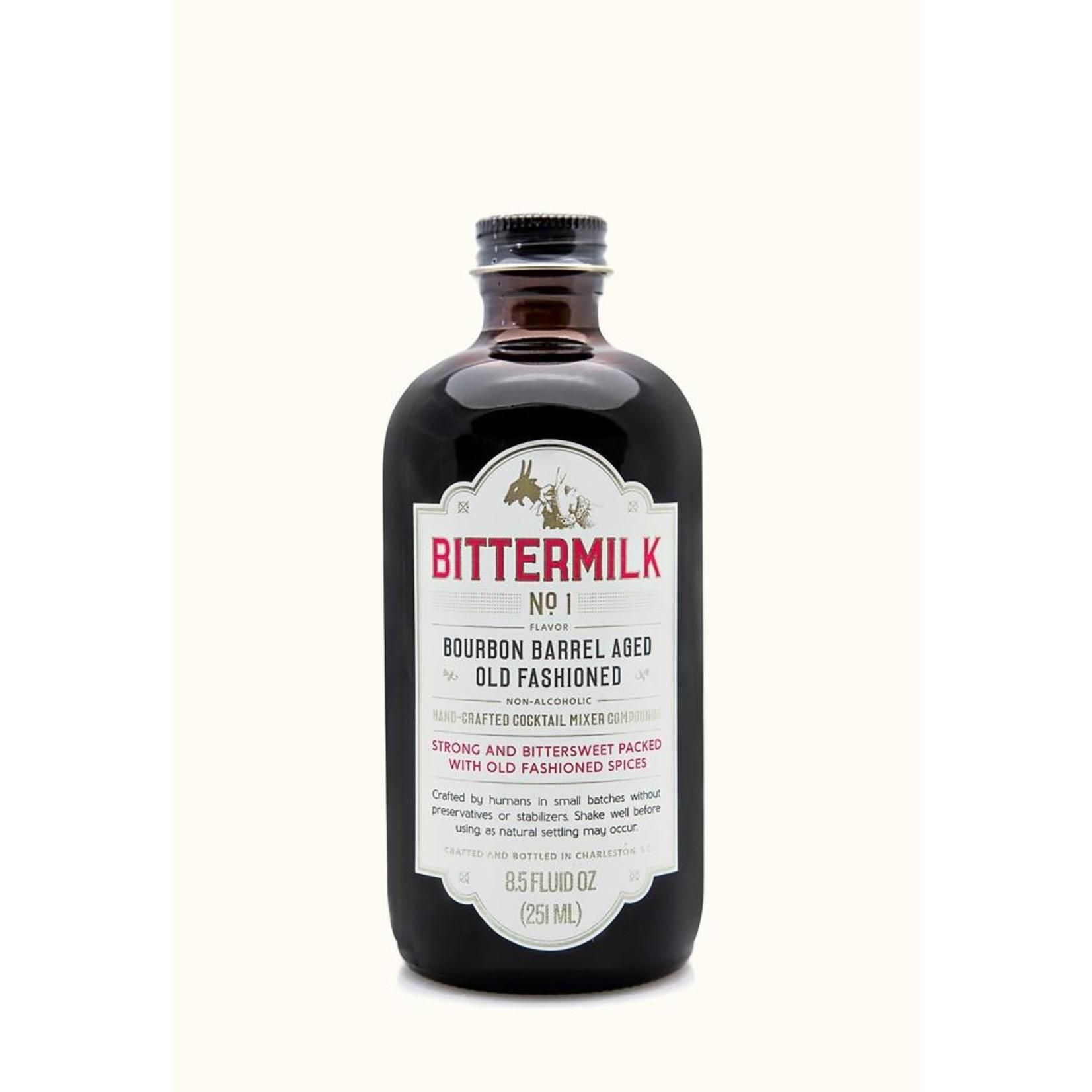Bittermilk No. - Bourbon Barrel Aged Old Fashioned