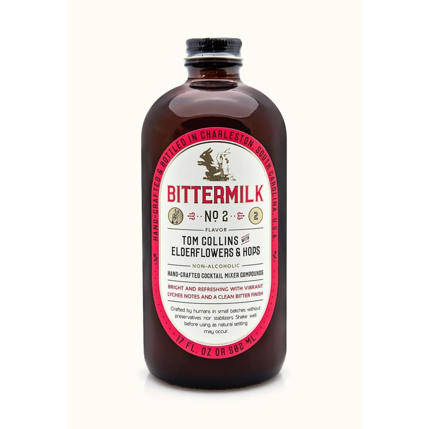 Bittermilk No.2 - Tom Collins with Elderflower Hops