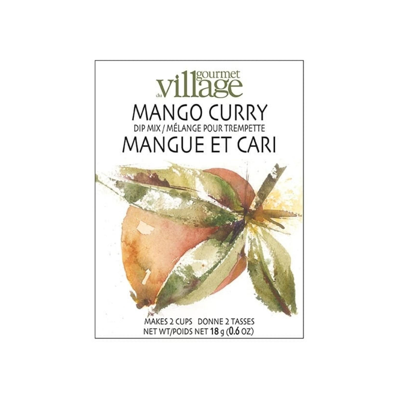 Gourmet Village Mango Curry Dip Mix