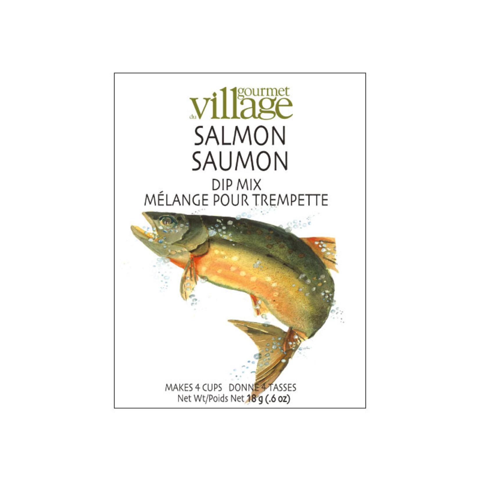 Gourmet Village Salmon Dip Mix