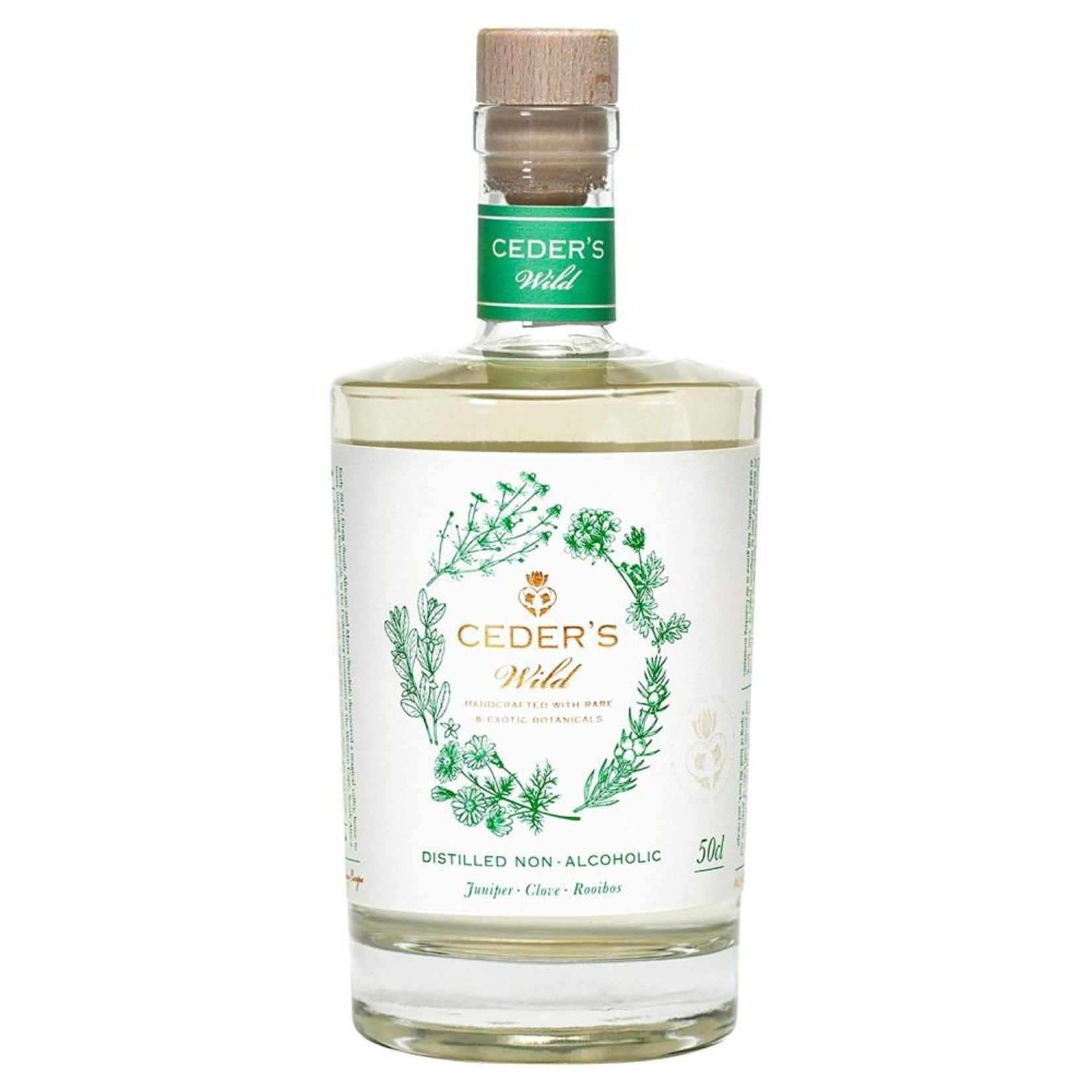 Ceder's Distilled Non- Alcoholic Spirits - Wild
