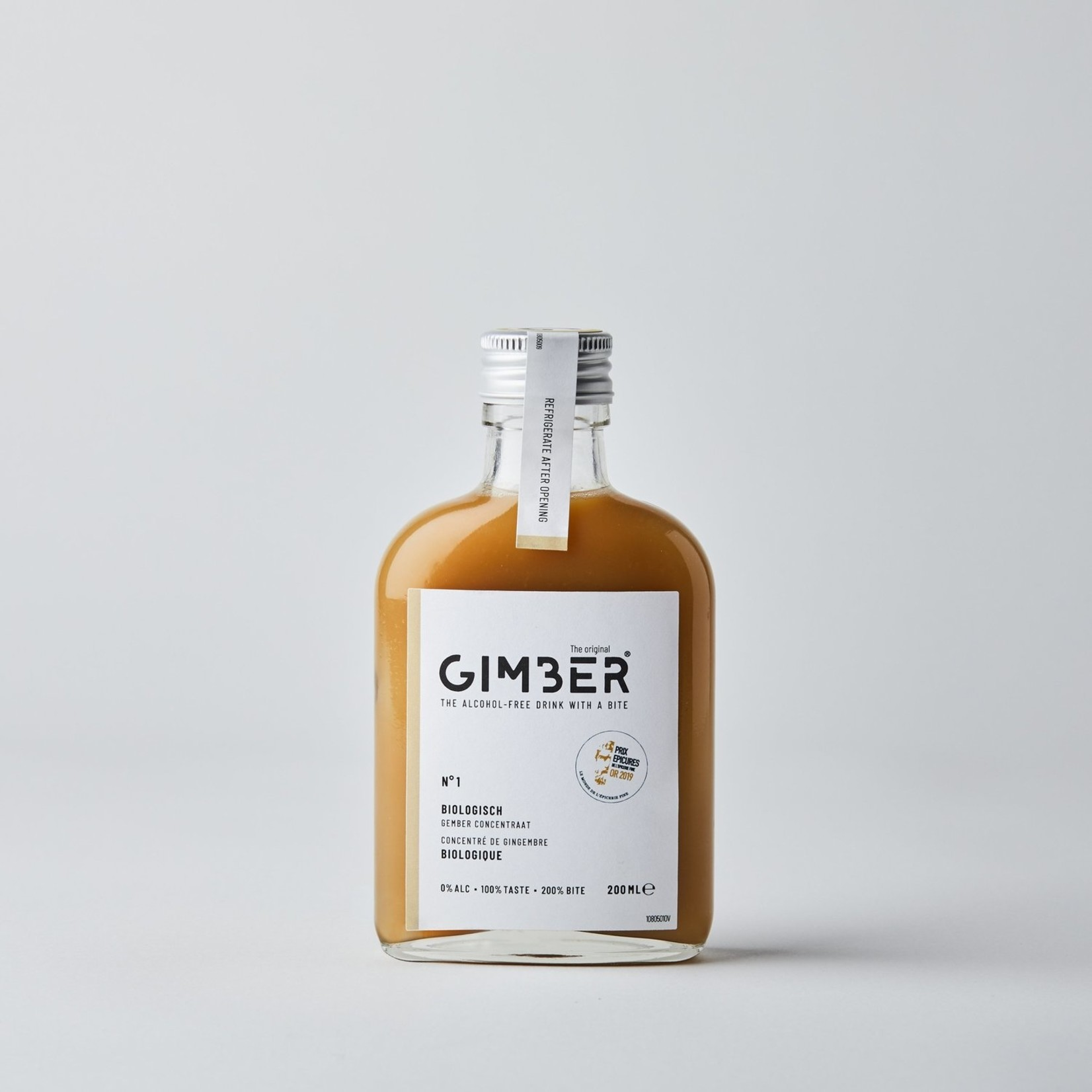 Gimber Organic Ginger Concentrate