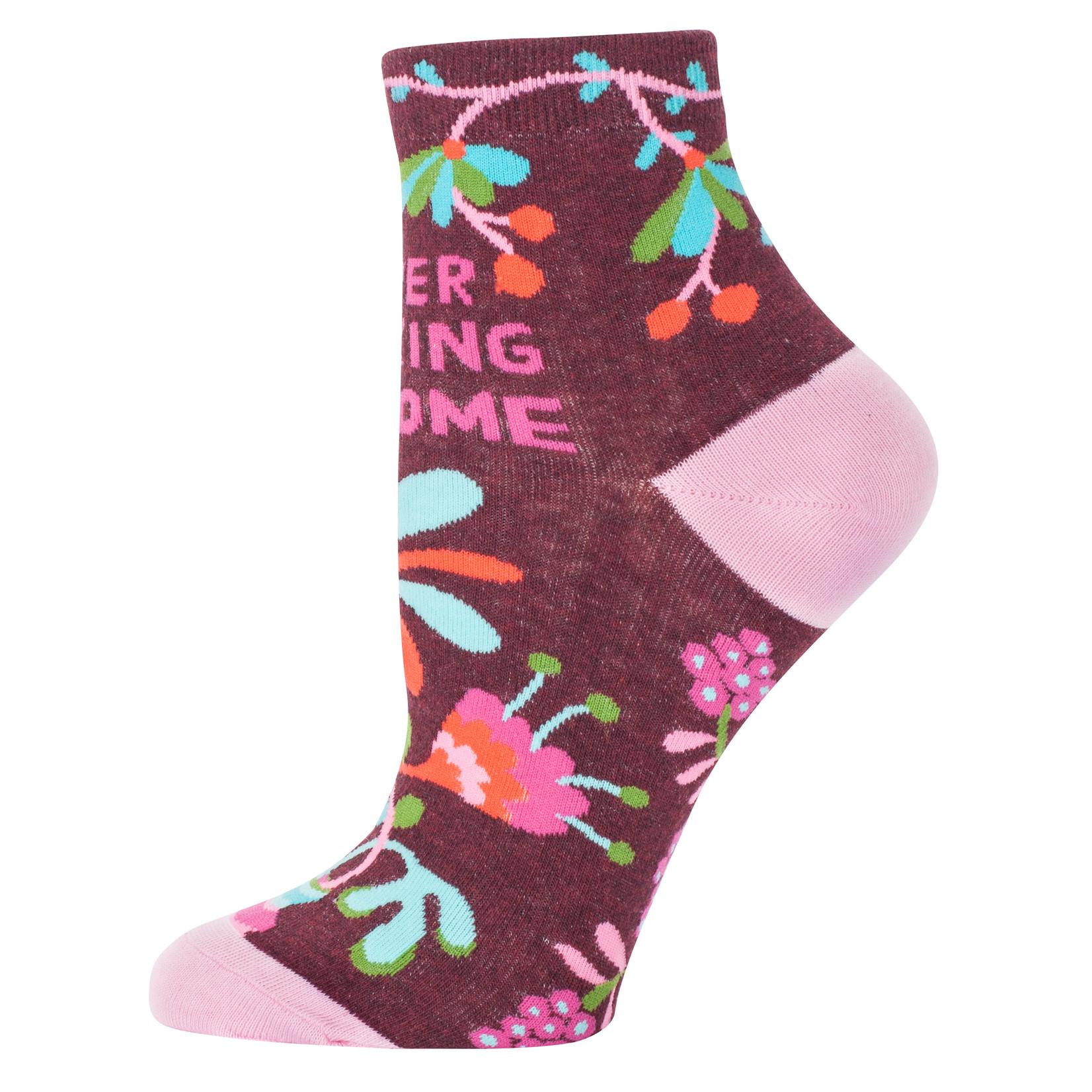 Blue Q Super F*cking Awesome W - Ankle Socks
