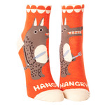 Blue Q Hangry W - Ankle Socks