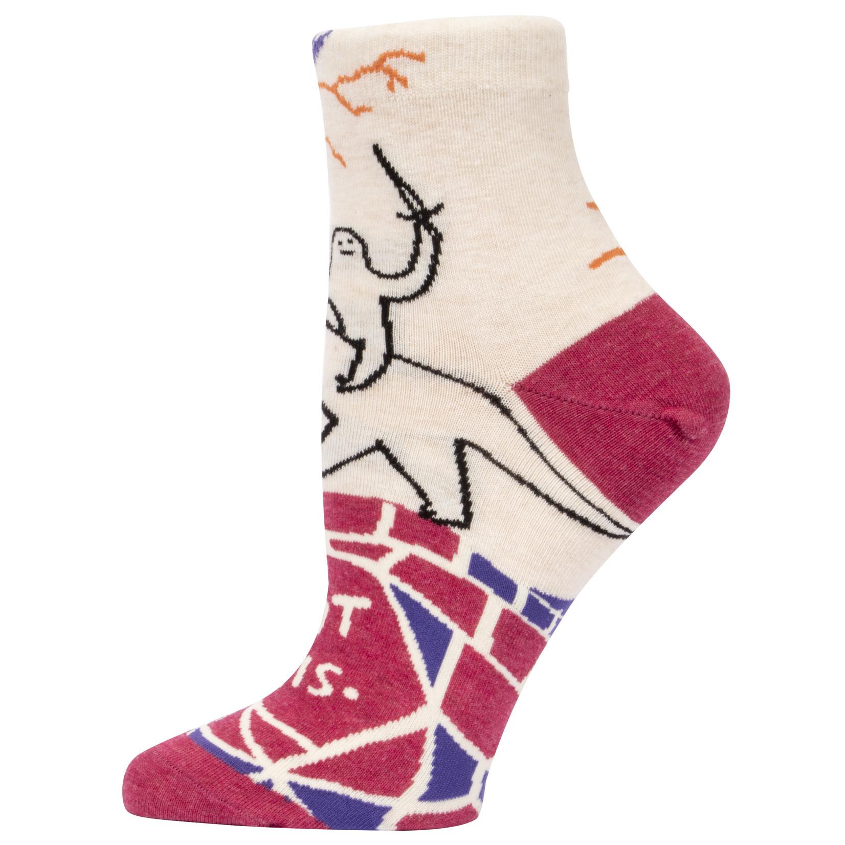 Blue Q I Got This W - Ankle Socks