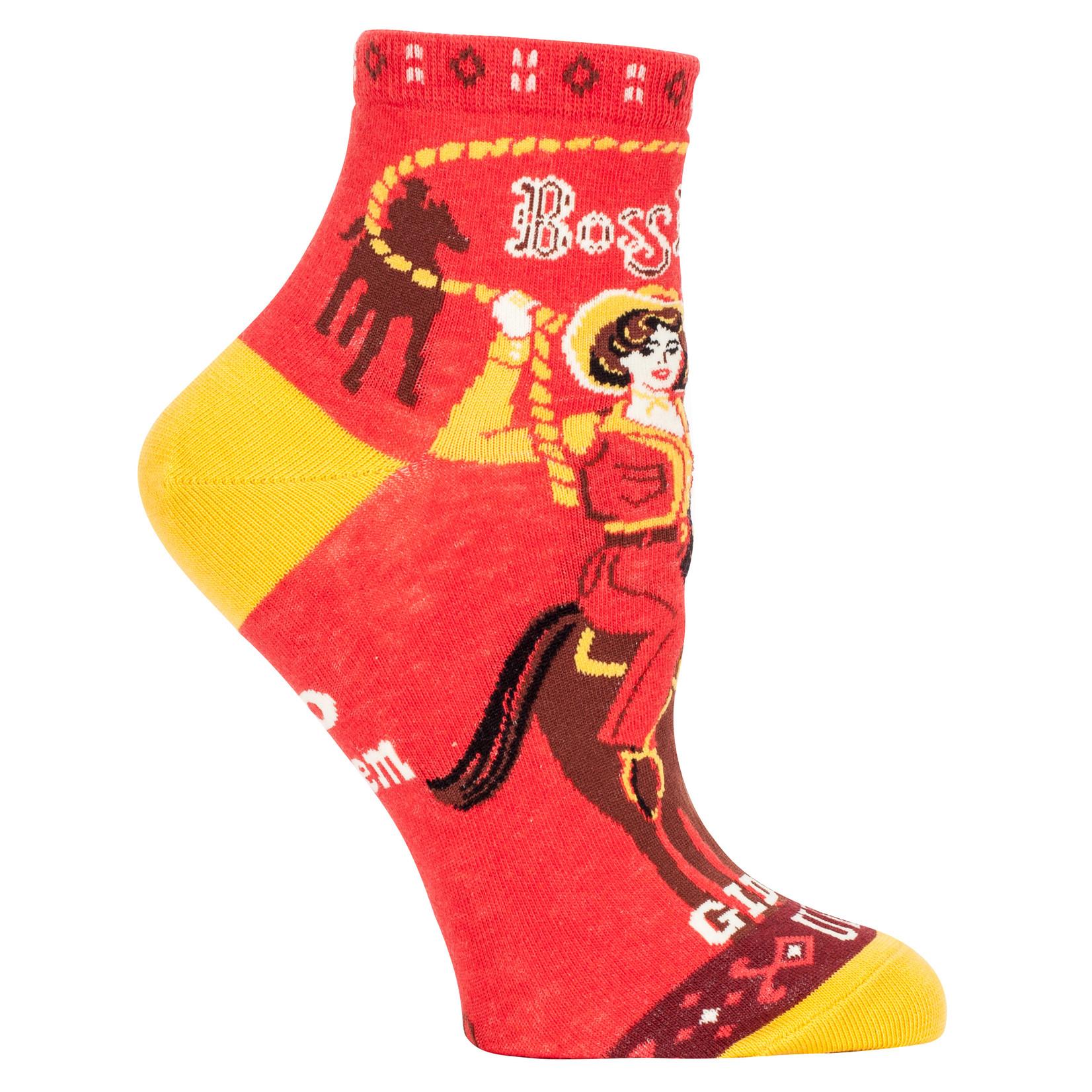 Blue Q Boss Lady W - Ankle Socks