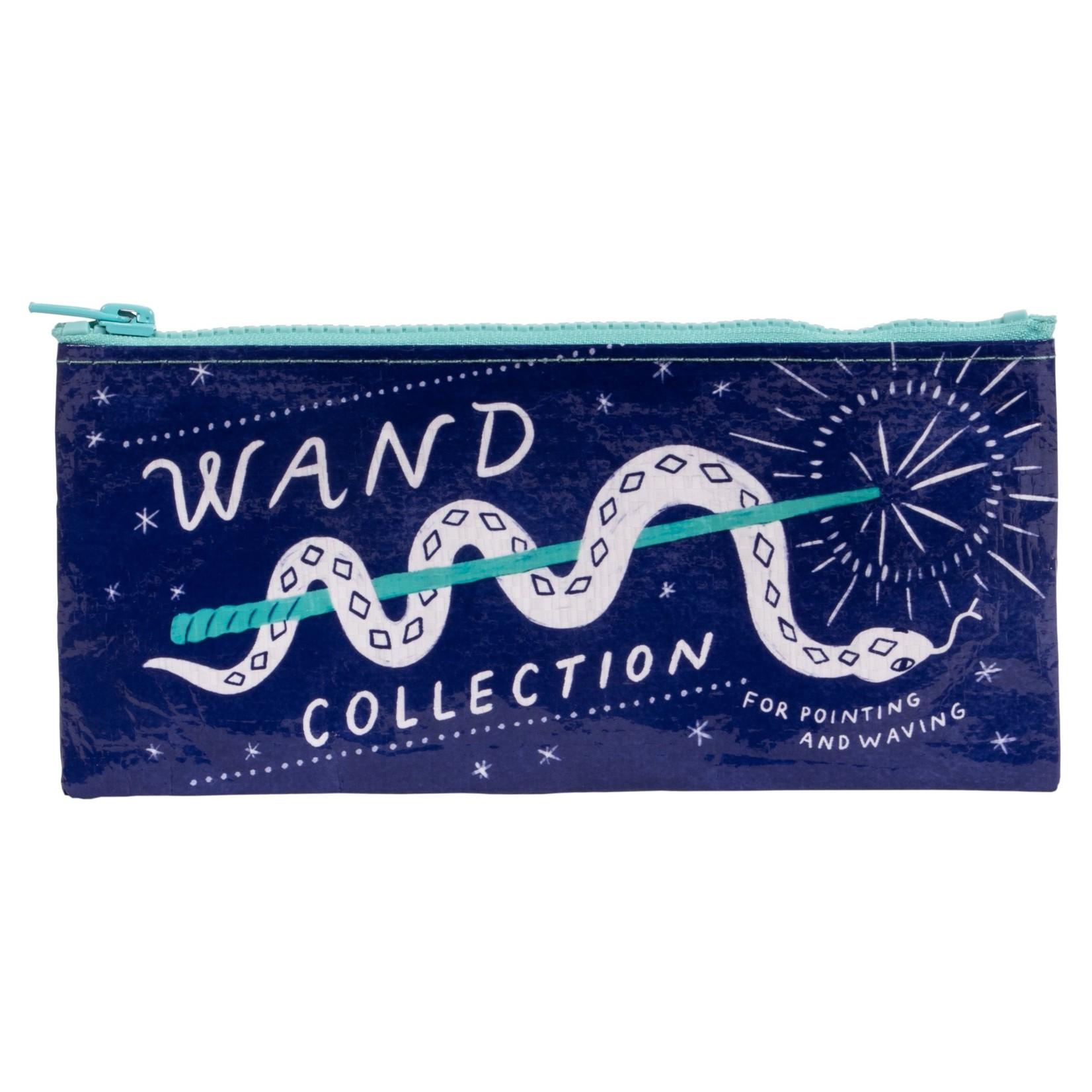 Blue Q Wand Collection Pencil Case