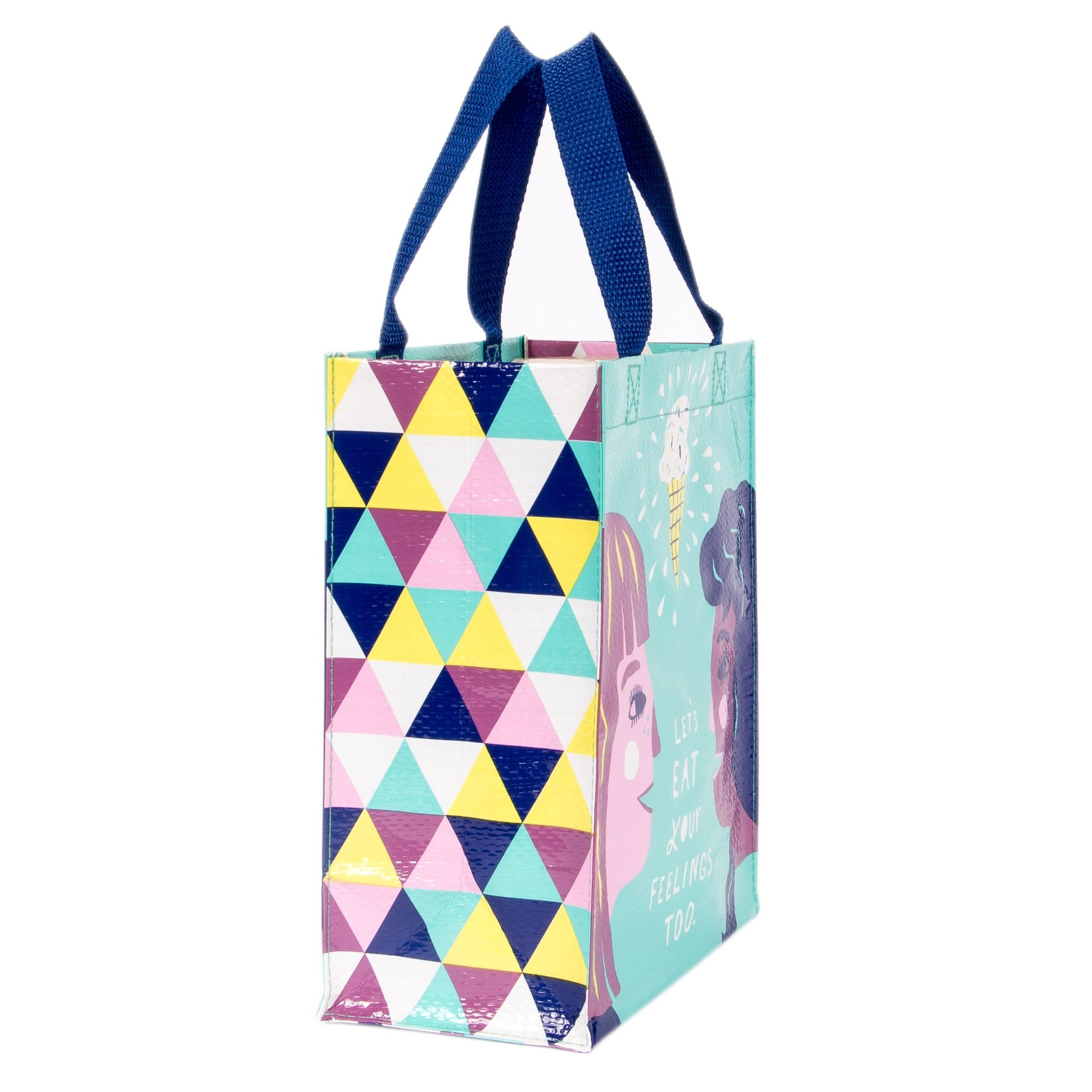 Blue Q Eat Your Feelings Handy Tote