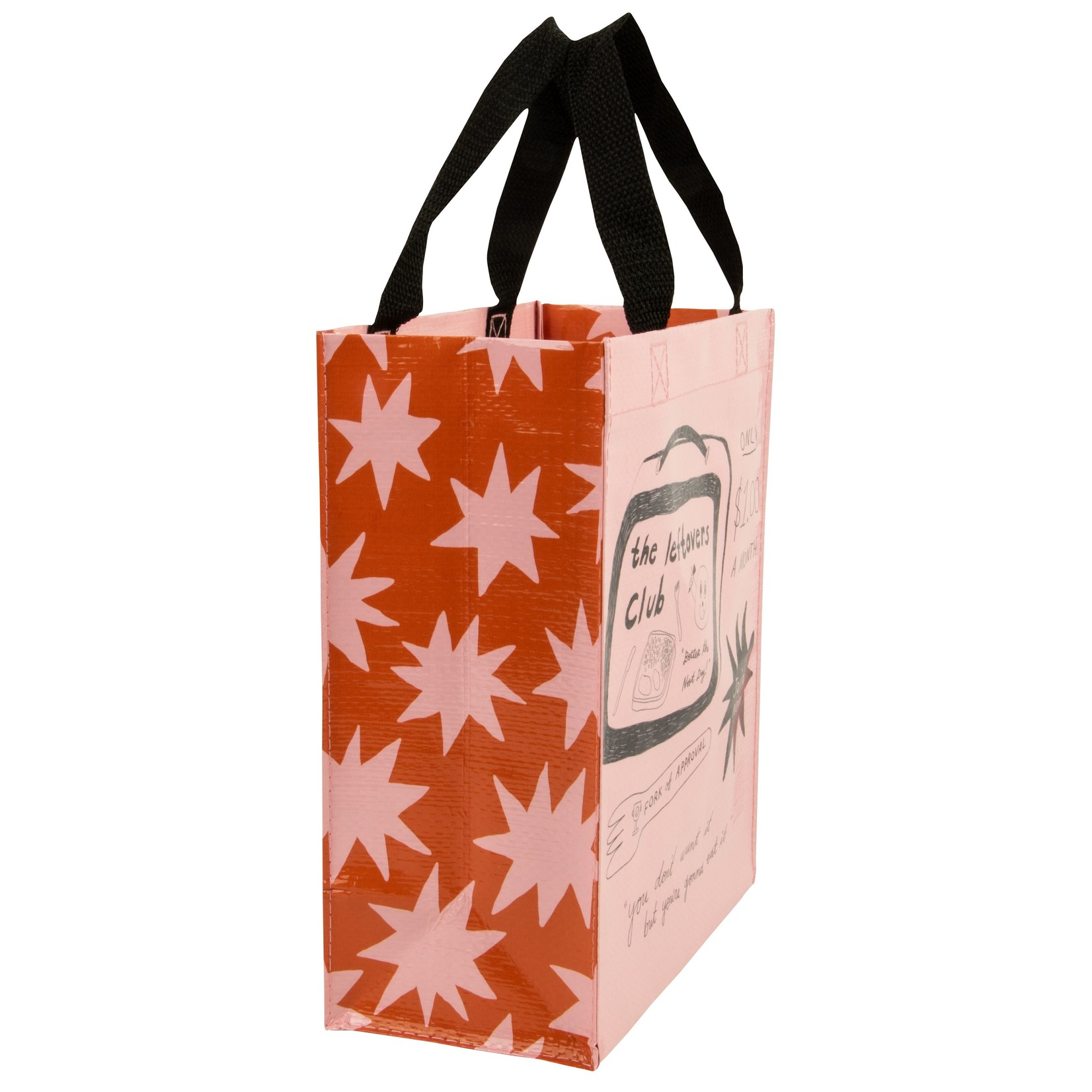 Blue Q The Leftovers Club Handy Tote