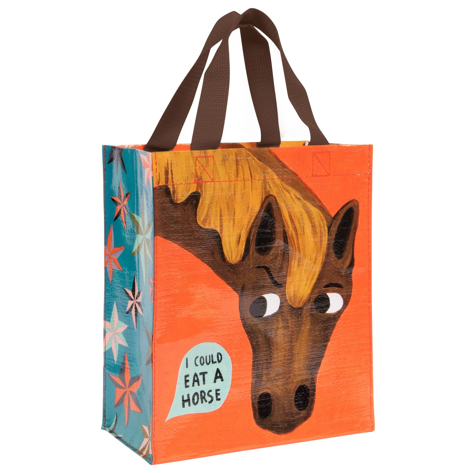 Blue Q I Could Eat A Horse Handy Tote