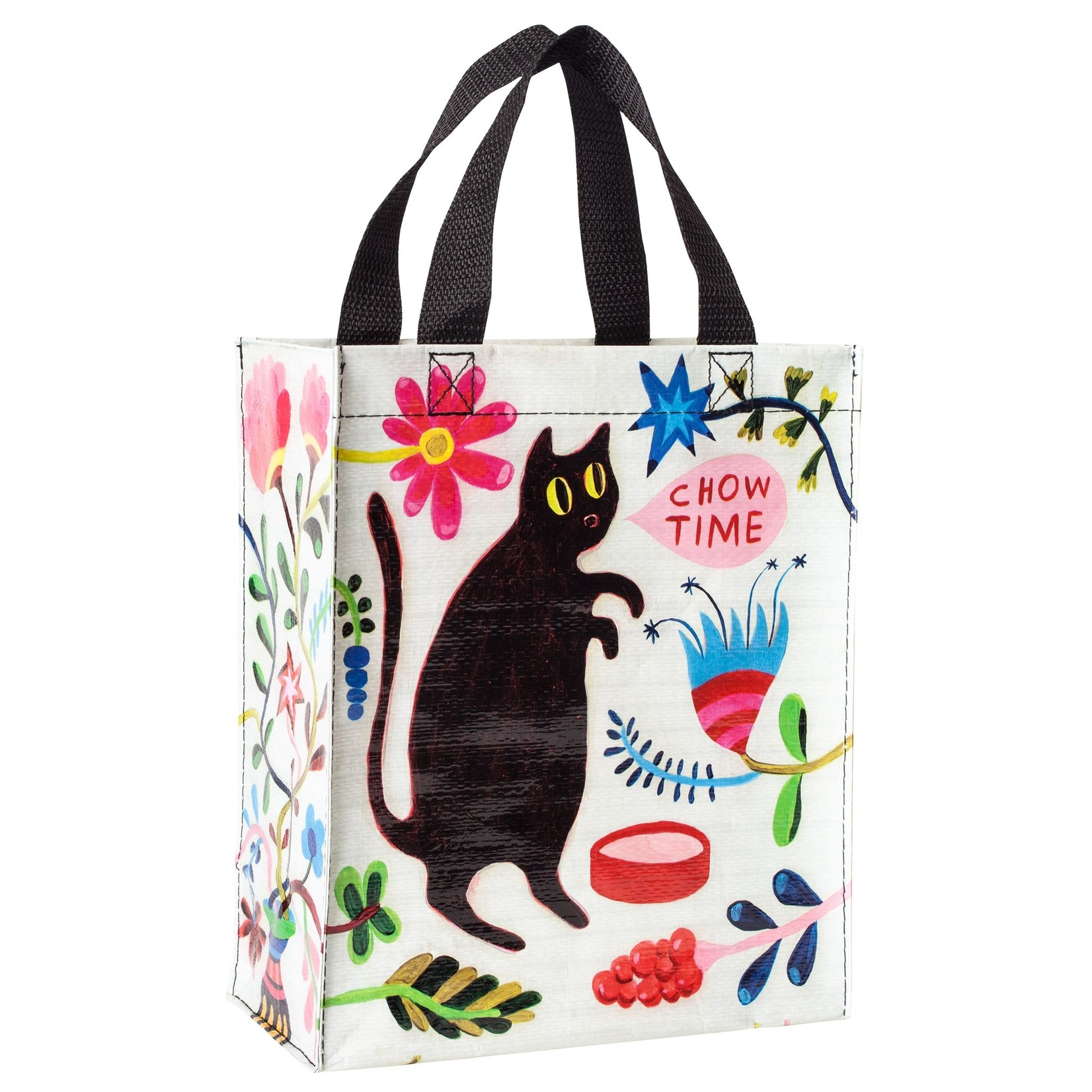 Blue Q Chow Time Handy Tote