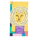 Blue Q Resting Snack Face Dish Towel