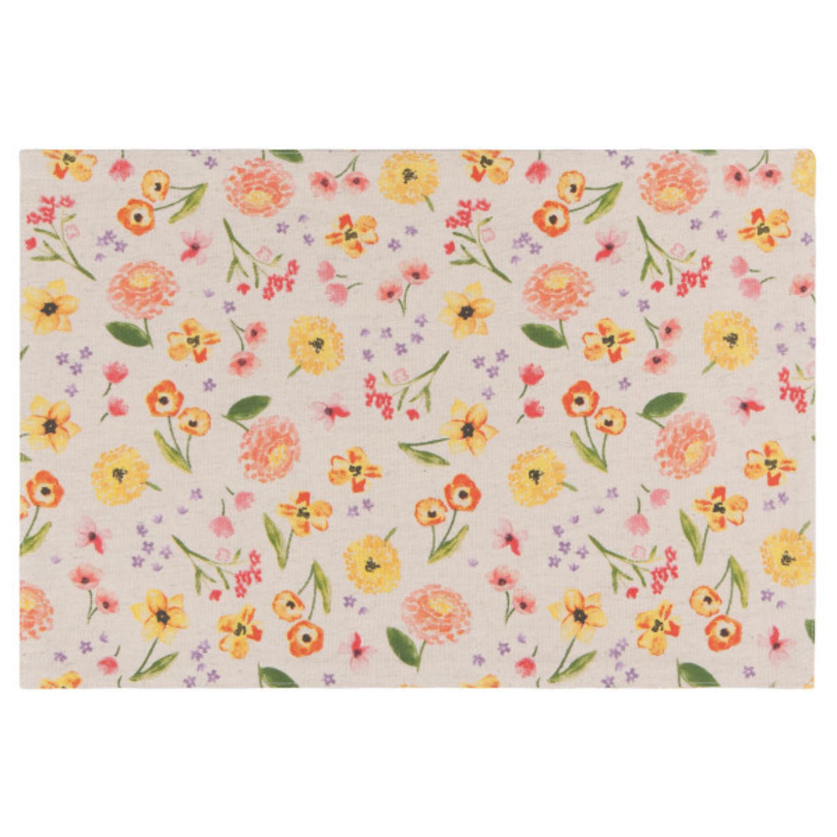 Now Designs Cottage Floral Placemat