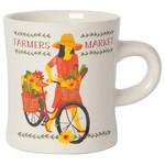 Now Designs Farmers Market Diner Mug