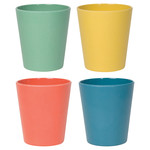 Ecologie Planta Bamboo Cup Set