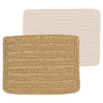 Now Designs Scrub & Scour Dish Cloth Set