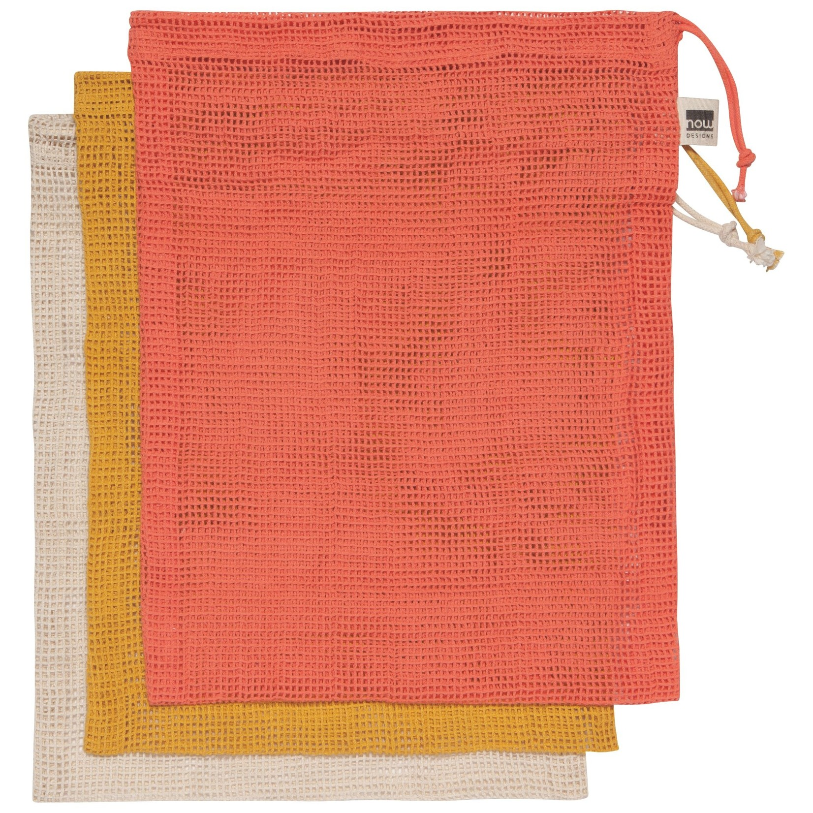 Now Designs Le Marche Produce Bag Set