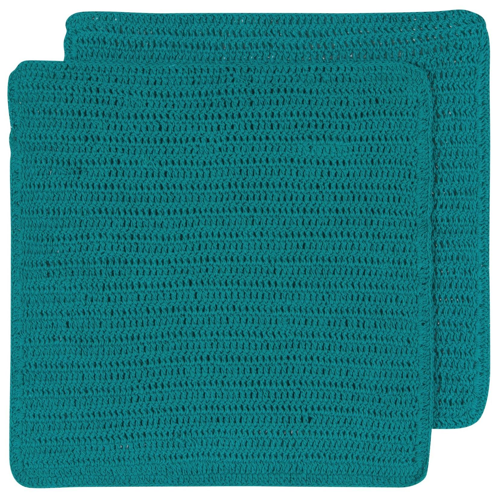 Now Designs Homespun Crochet Dishcloths