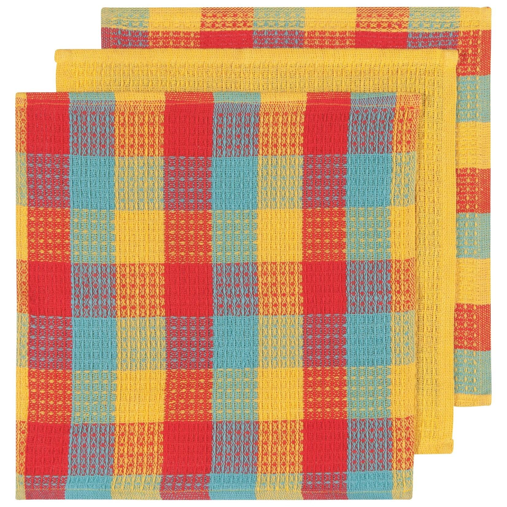 Now Designs Check-it Dishcloth Set