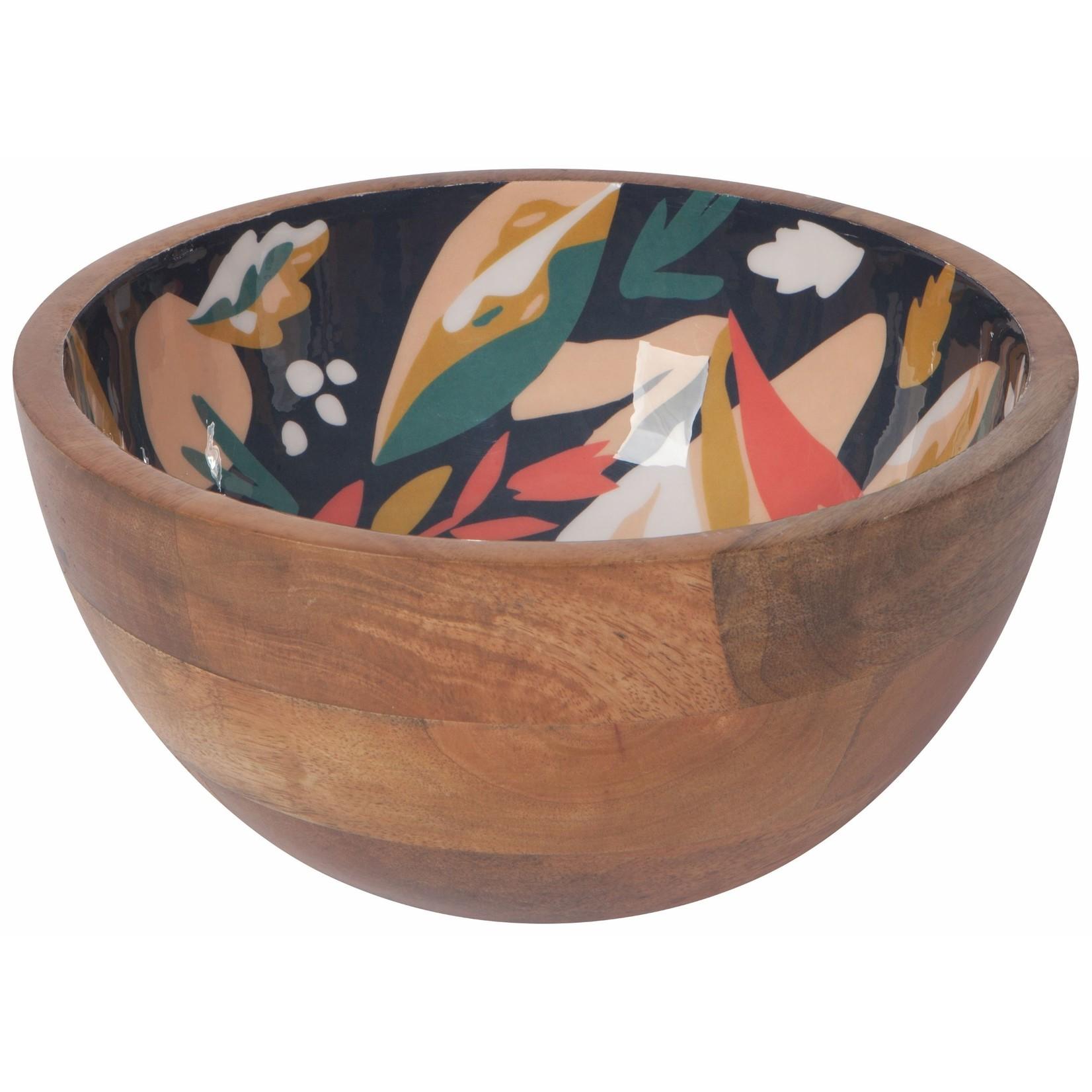 Danica Studio Mango Wood Serving Bowl