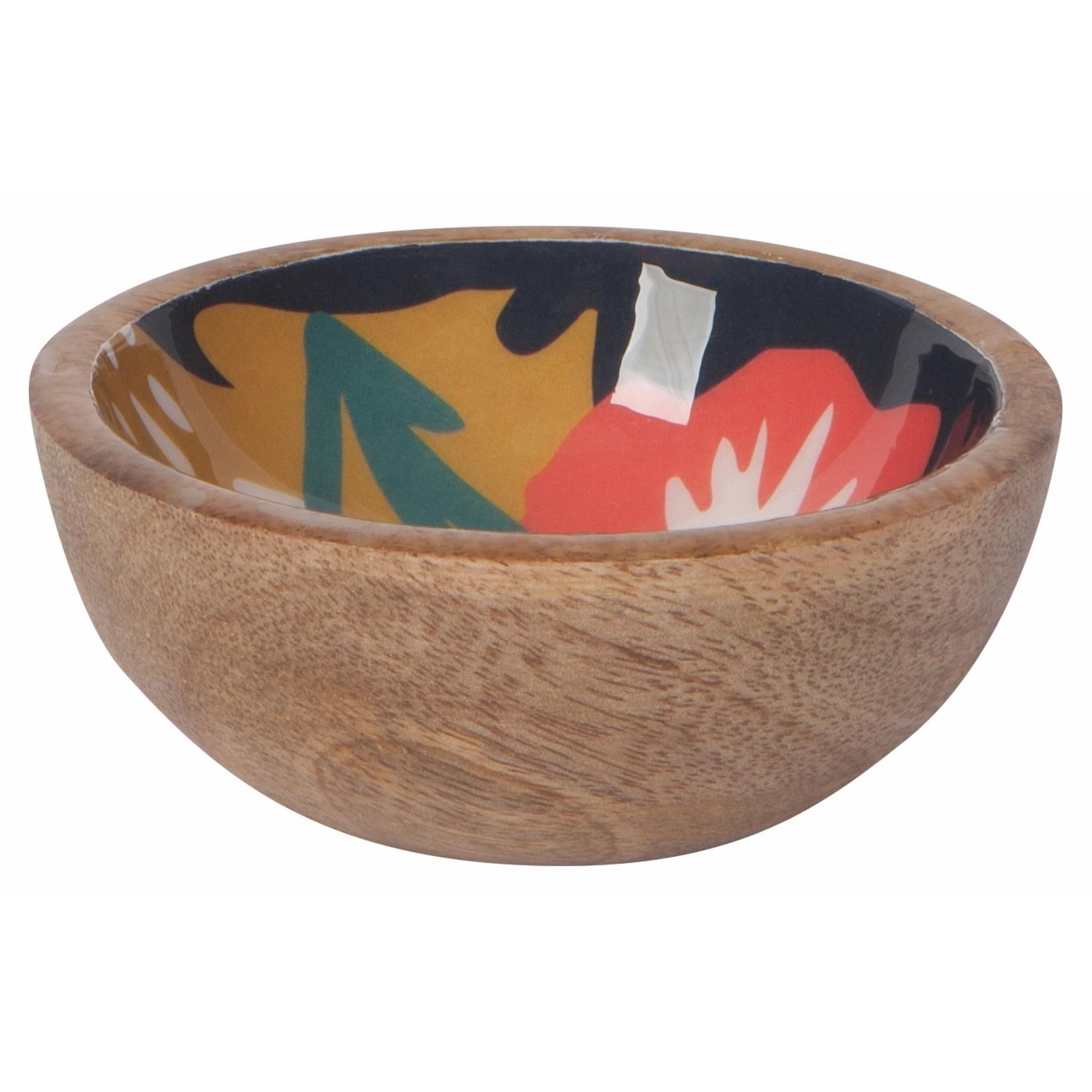 Danica Studio Mango Wood Mini Bowl