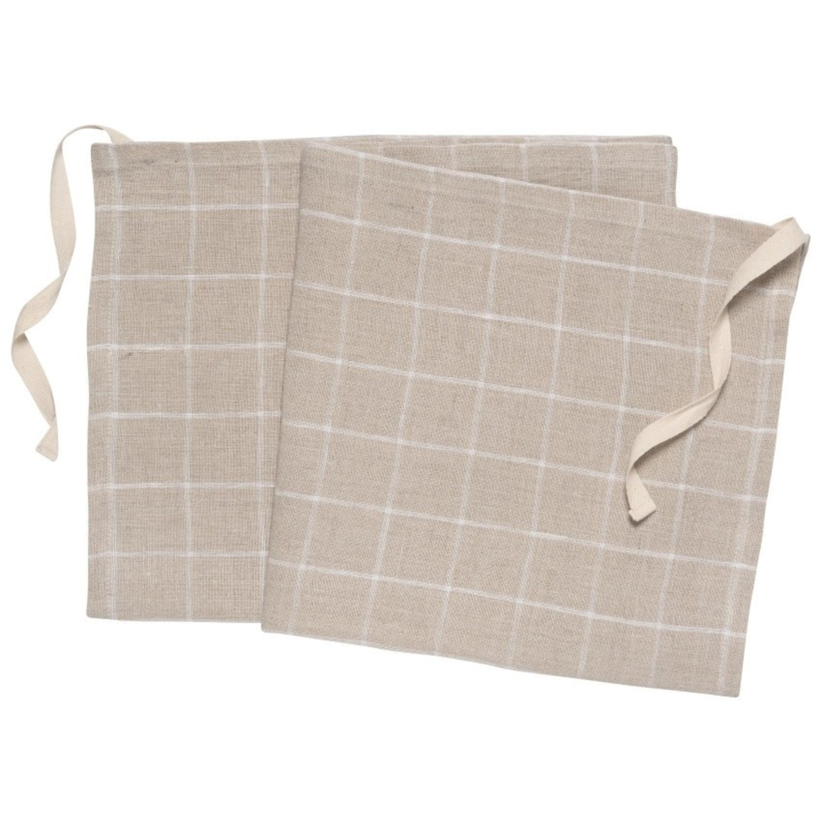 Danica Studio Denman Linen Apron Towel