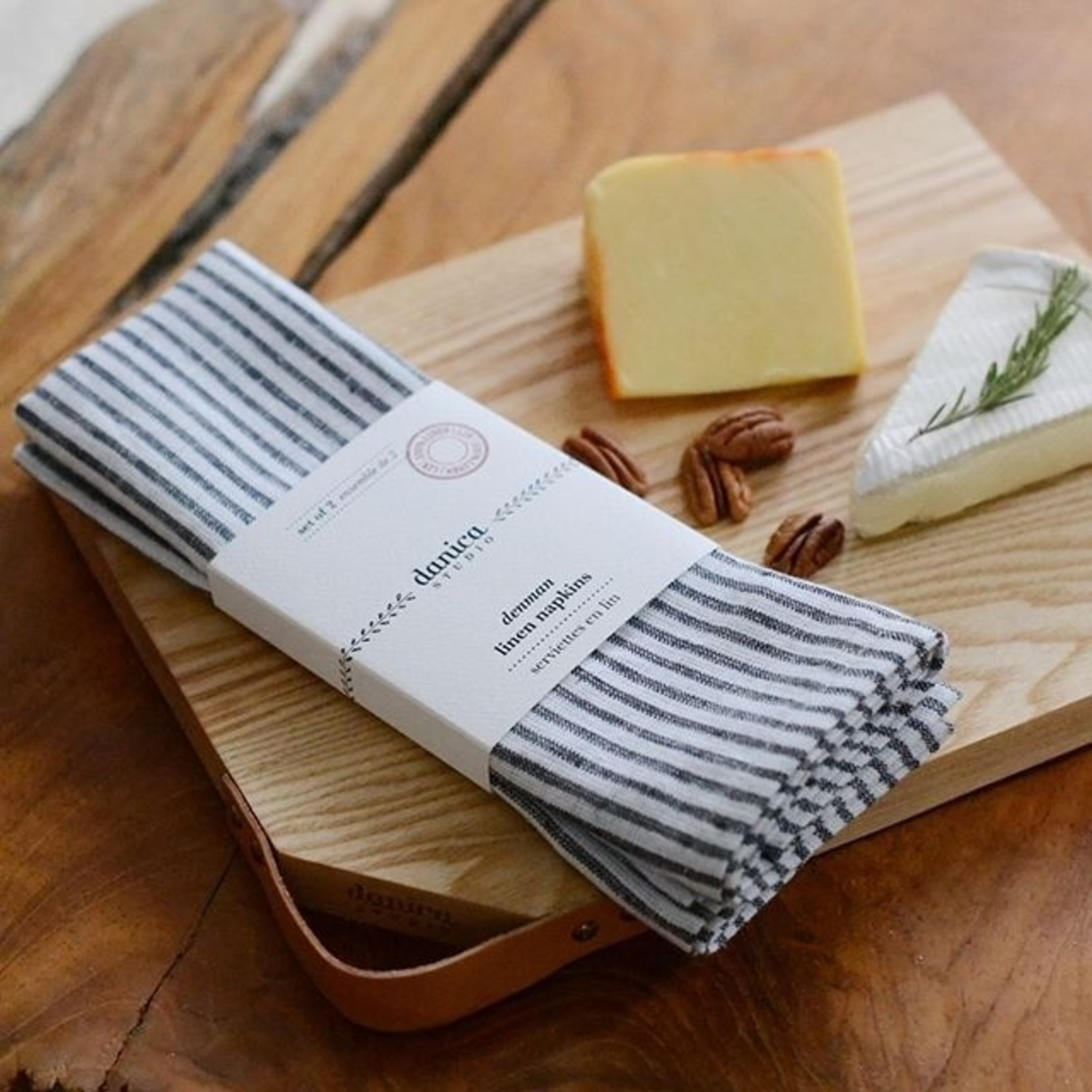 Danica Studio Denman Linen Napkin Set