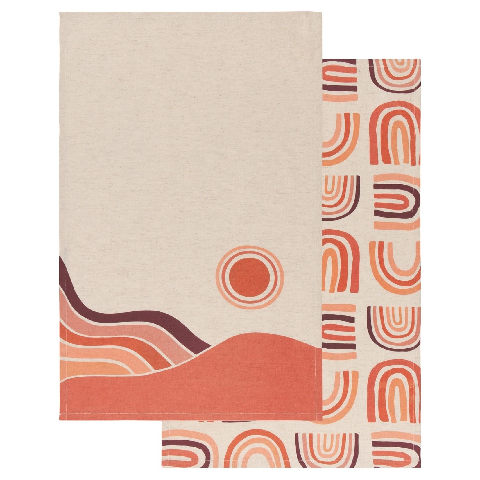 Danica Studio Linen Blend Dishtowel Set