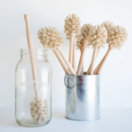 Redecker Untreated Beechwood Bottle Brushes
