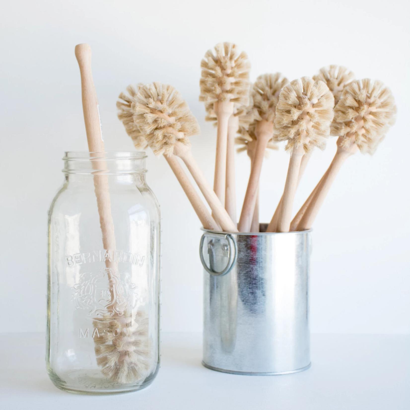 Redecker Untreated Beechwood Bottle Brushes