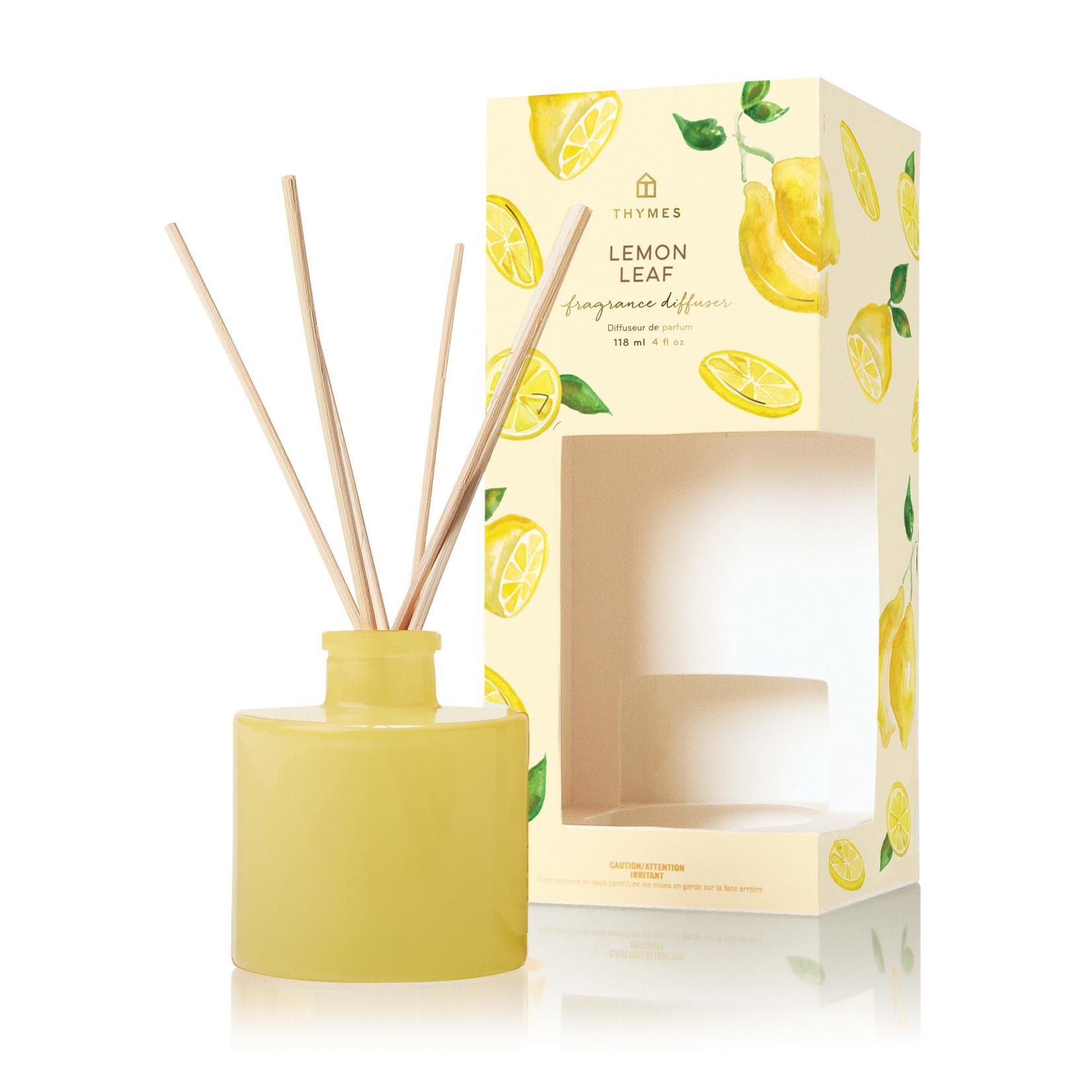 Thymes Lemon Leaf Aromatic Diffuser