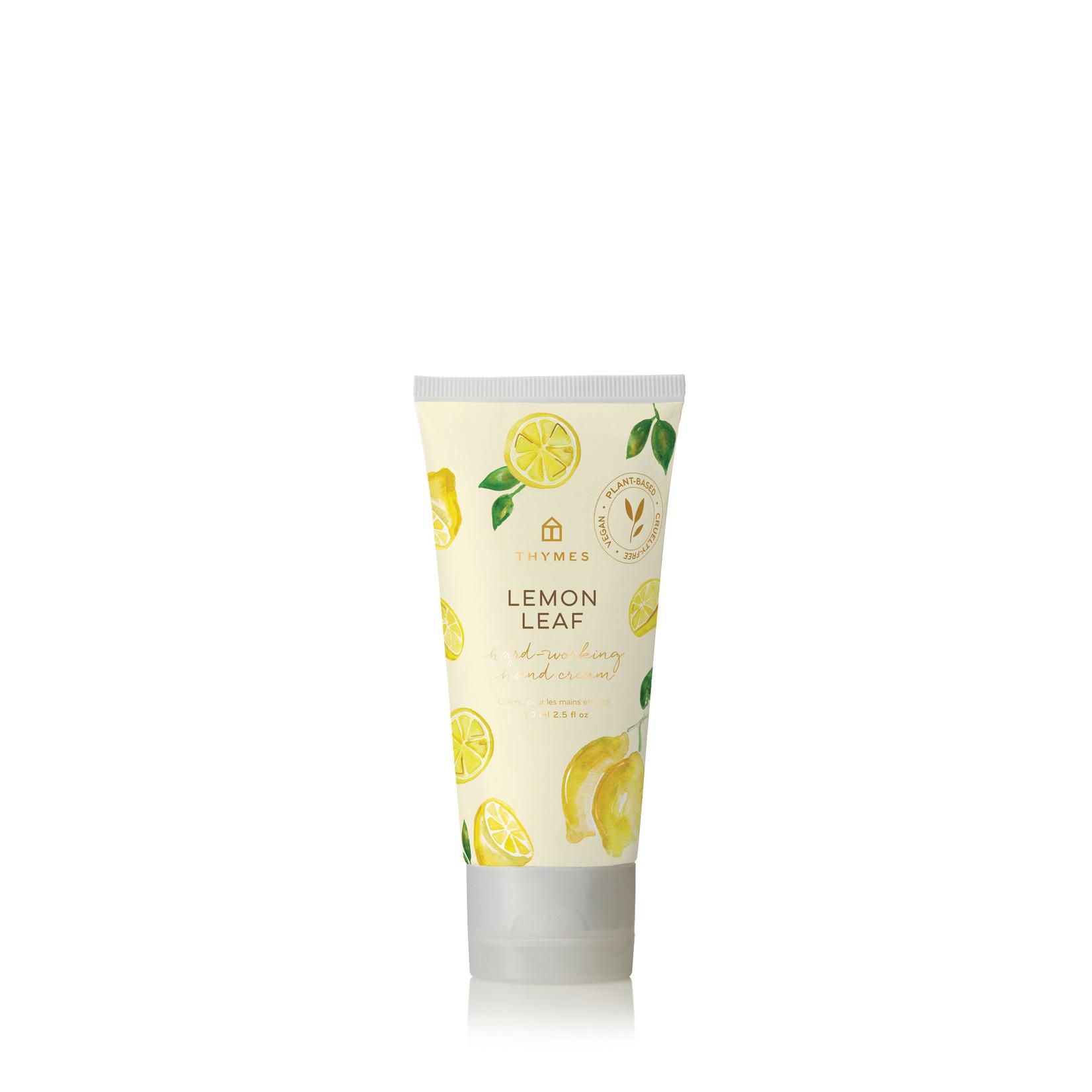 Thymes Lemon Leaf Hand Cream